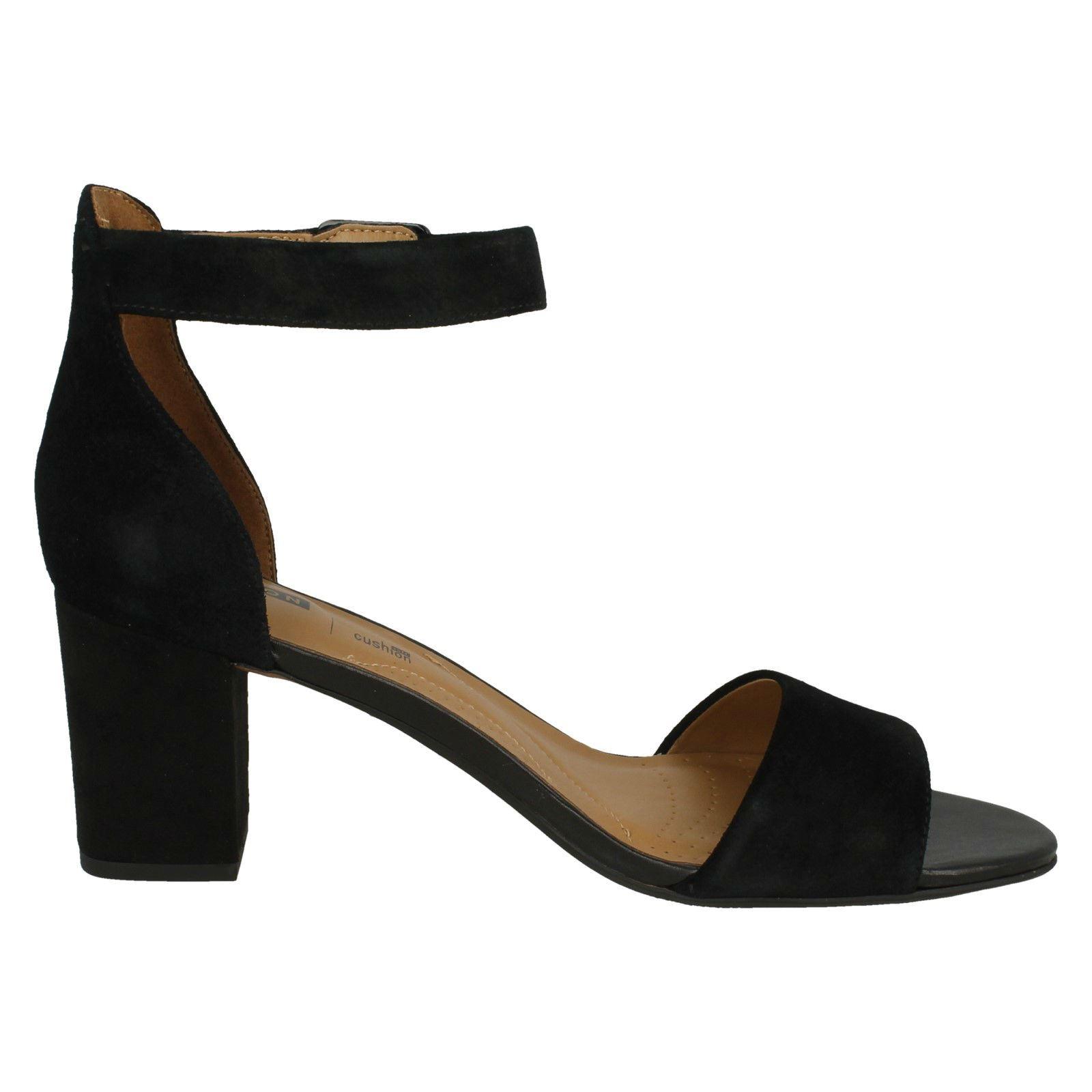 40affa22e10 Ladies-Clarks-Heeled-Sandals-Deva-Mae thumbnail 7
