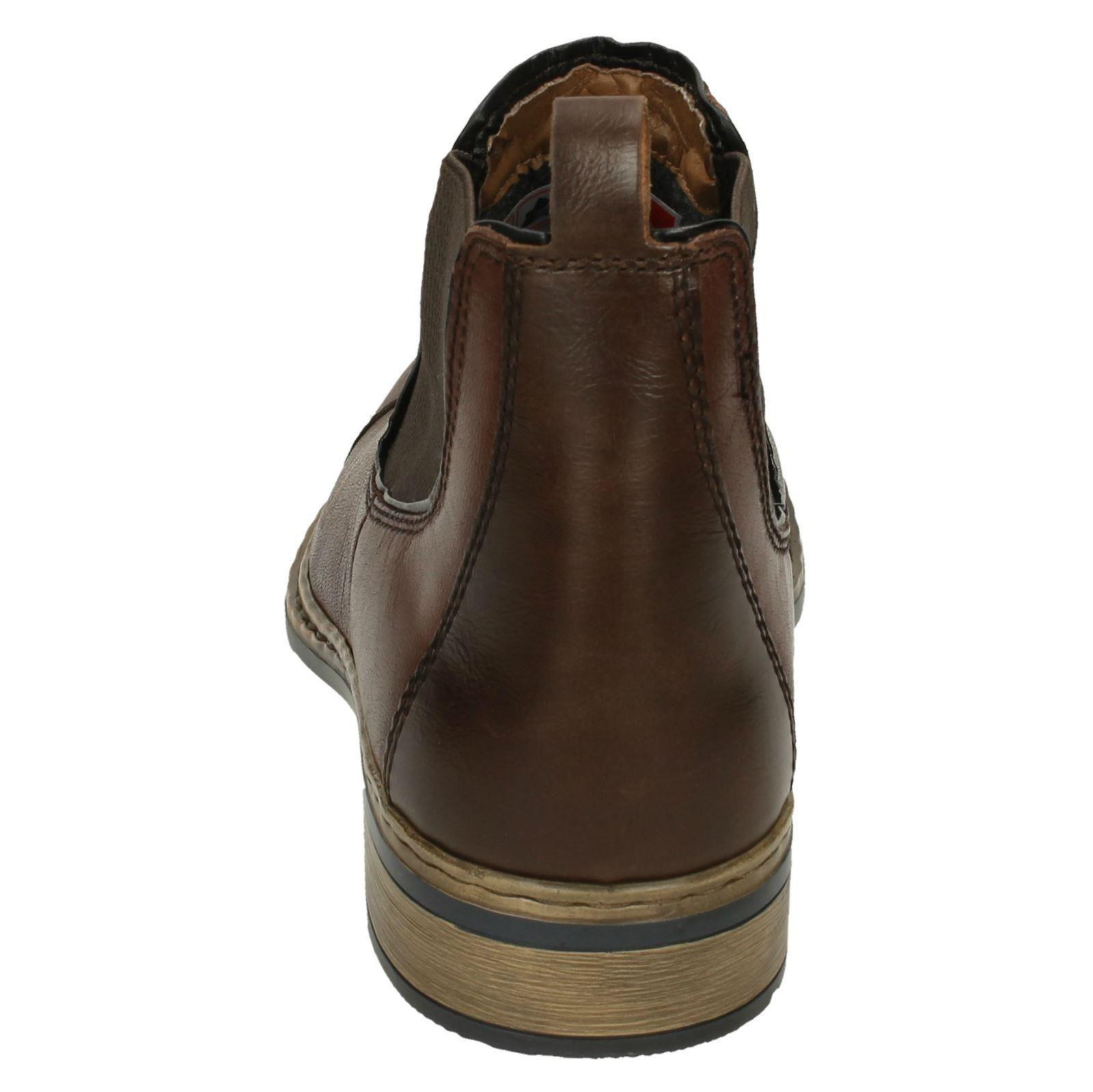Mens 30863 Rieker Smart Chelsea Boots 30863 Mens 340da8