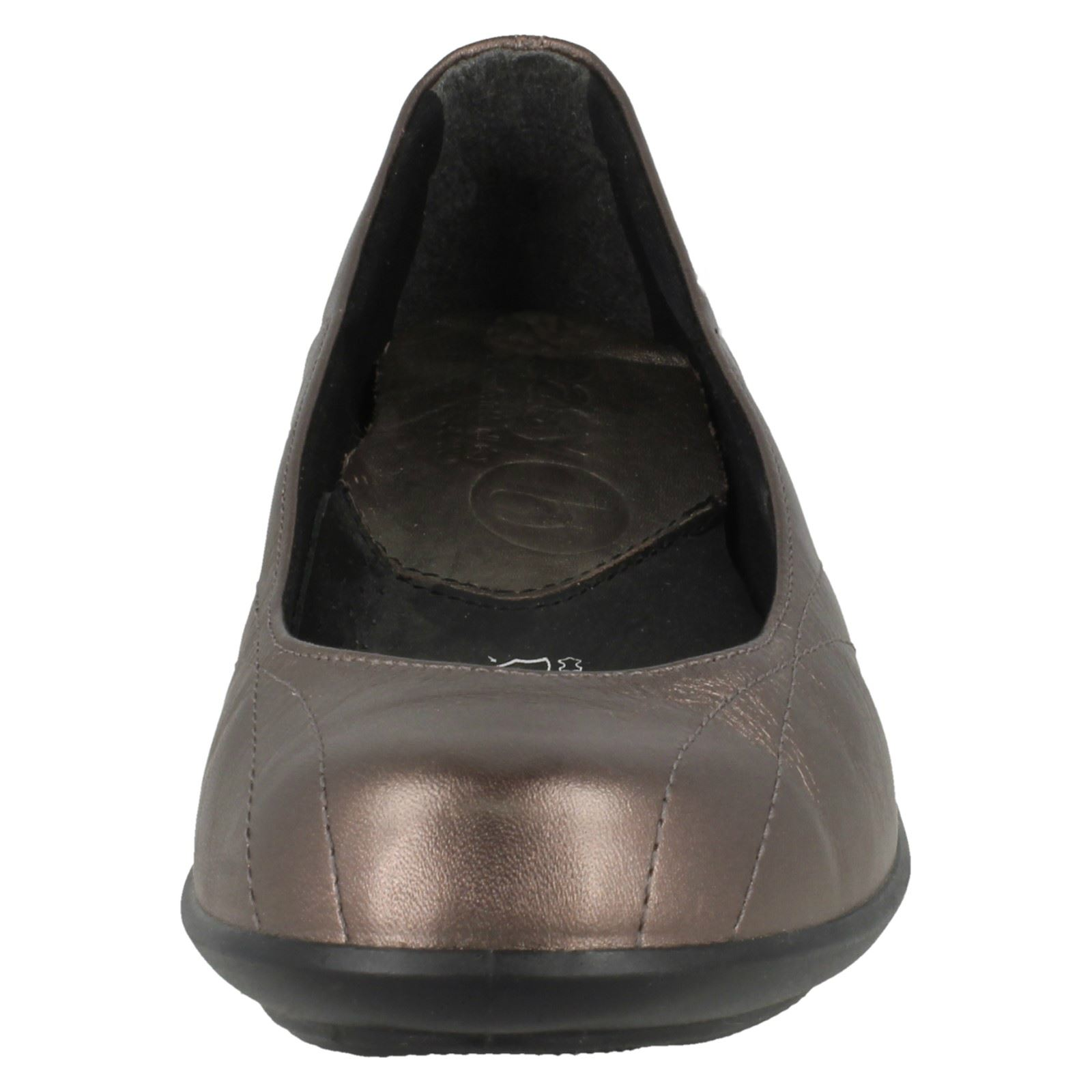 Easy e B ampia vestibilità e Easy Tacco Piatto Scarpe Honiton 9f1f24