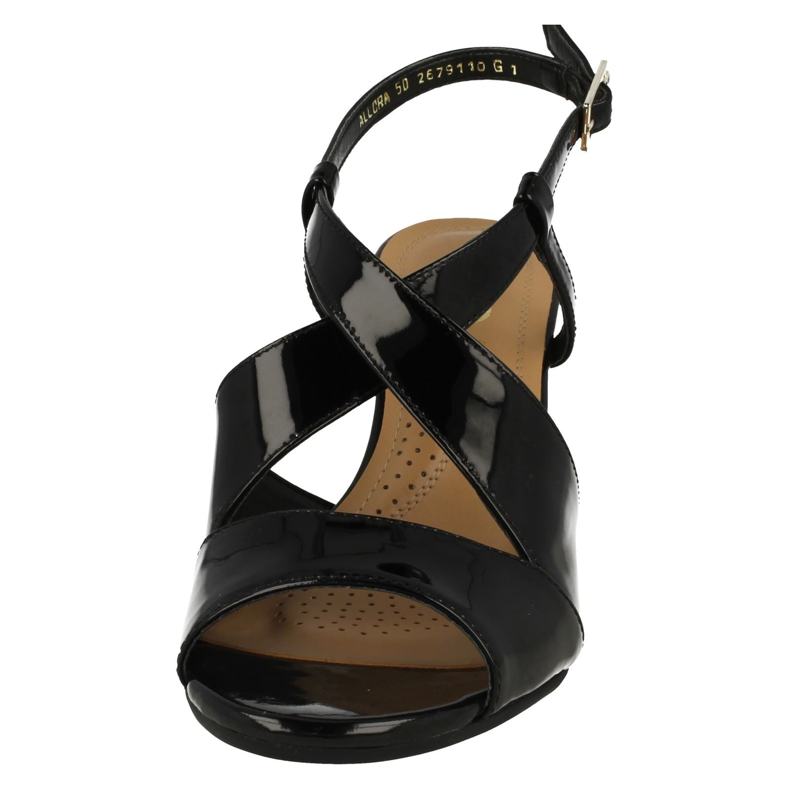 Ladies-Van-Dal-Cross-Strap-Wedged-Sandal-Allora thumbnail 18