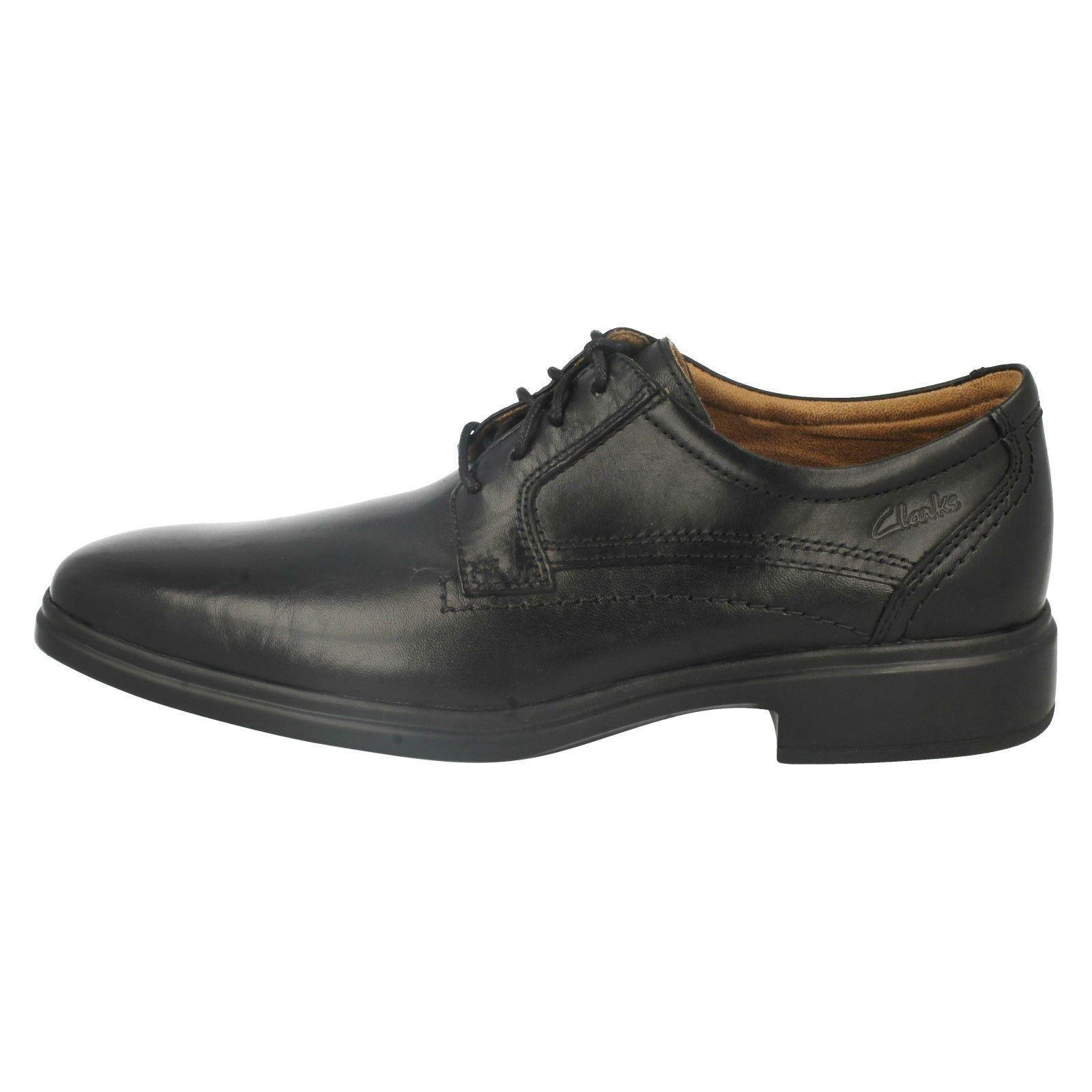 Para Hombre Zapatos Clarks Zapatos Hombre Con Cordones Formal Glevo Caminar 4b4cce