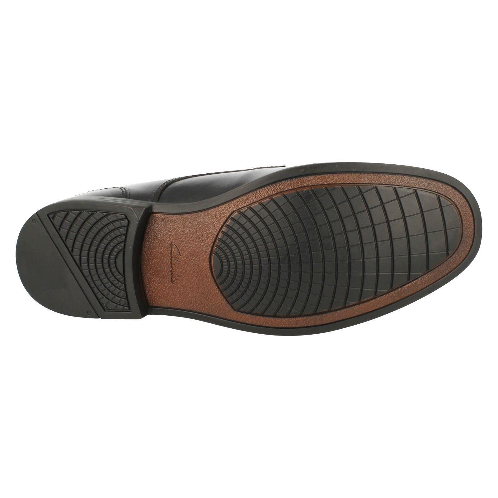 Para hombres zapatos zapatos hombres Clarks formal 'Beeston Tapa b99cad