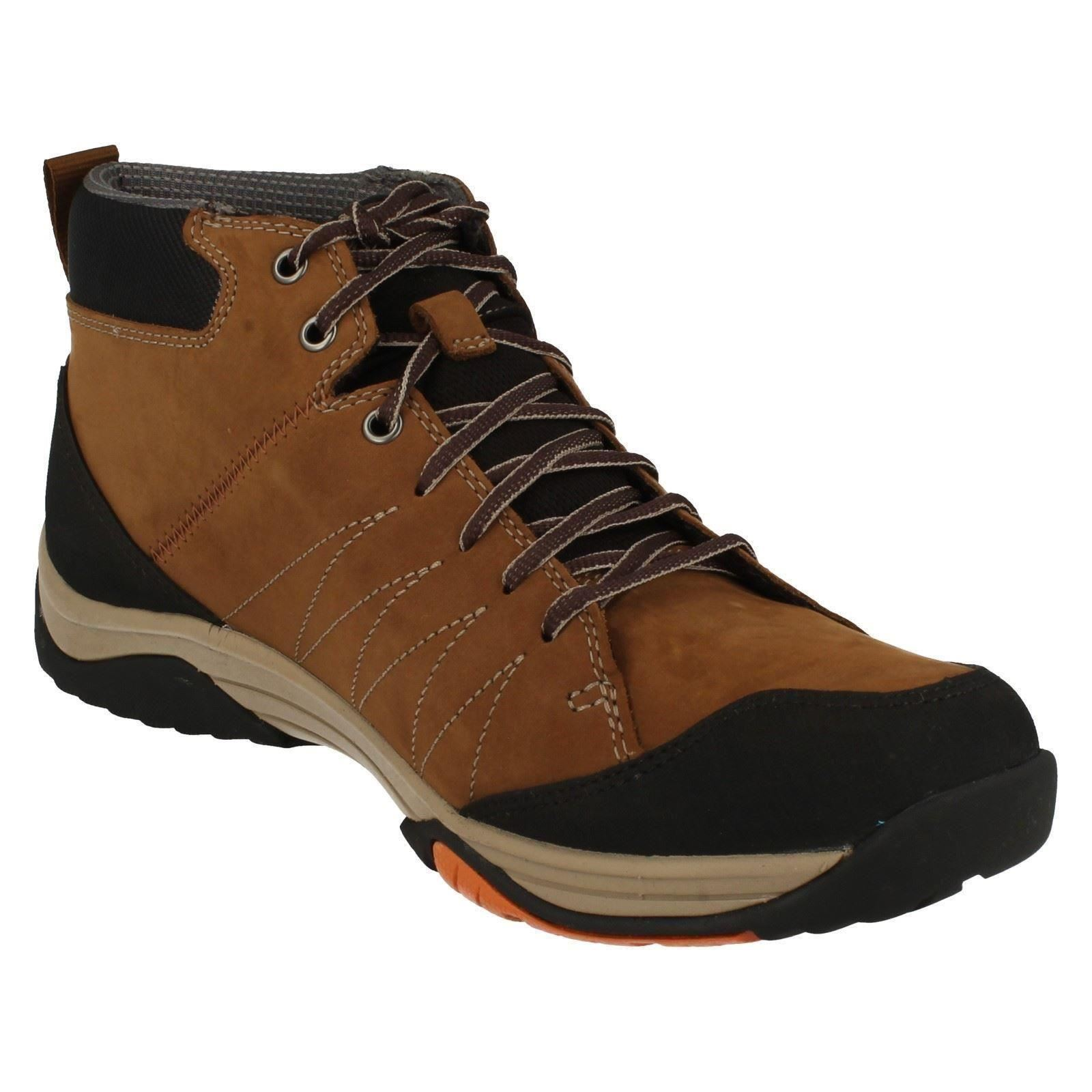 Mens Clarks Lightweight Lightweight Lightweight Ankle Boots Baystoneup GTX 216cf0