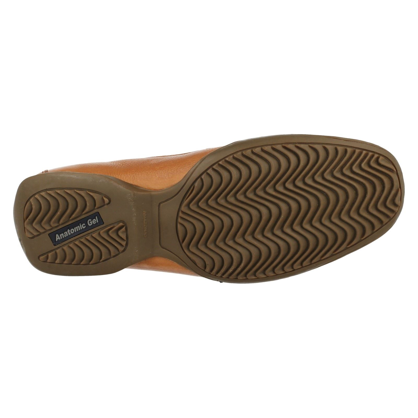 Mens Anatomic Moccasin Shoes Tavares