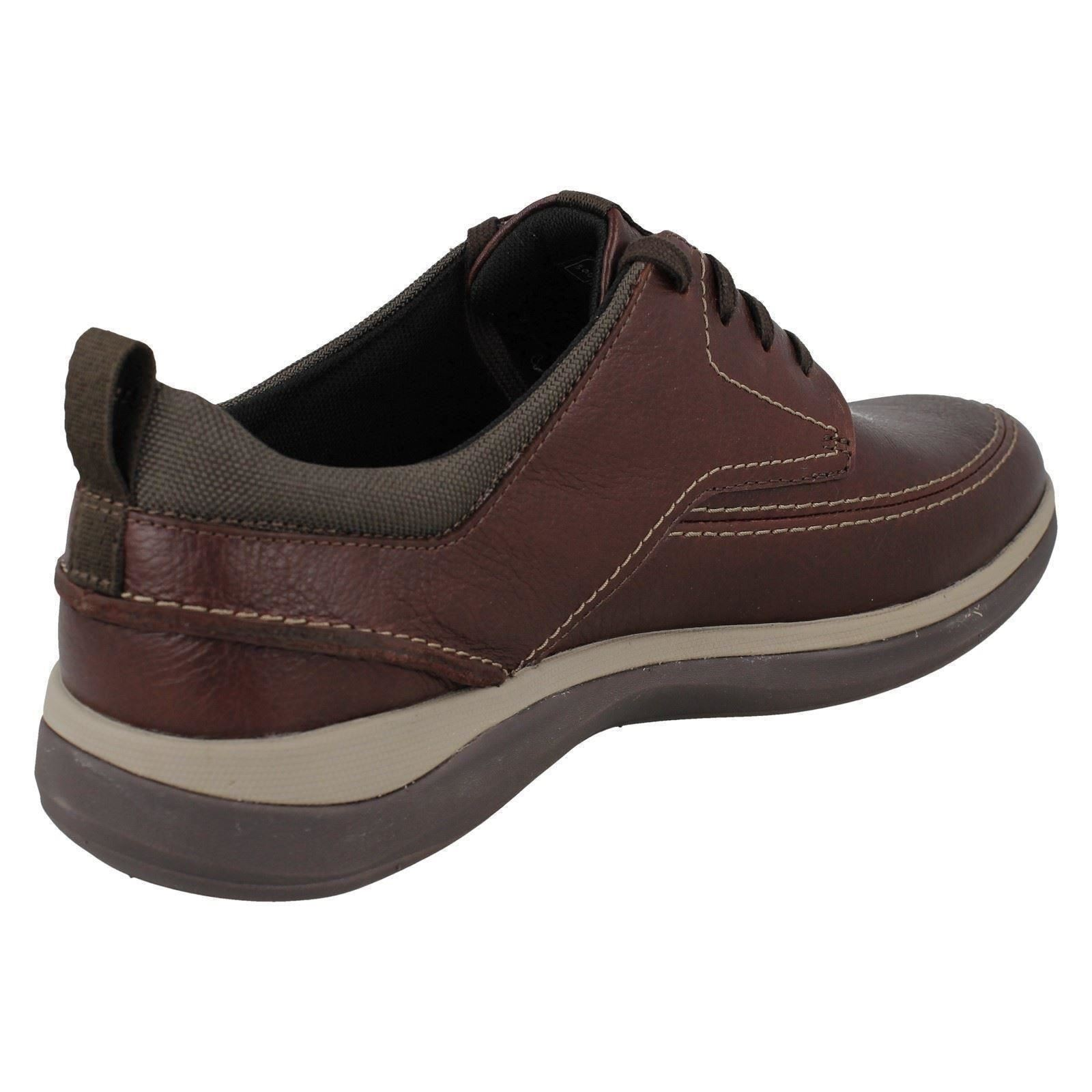 Mens-Unstructured-by-Clarks-Lace-Up-Shoes-039-Garratt-Street-039 thumbnail 15