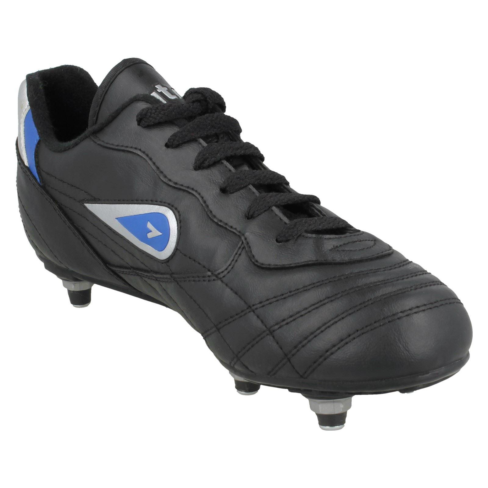 Mitre chicos Tornillo en botas de fútbol-Galaxy