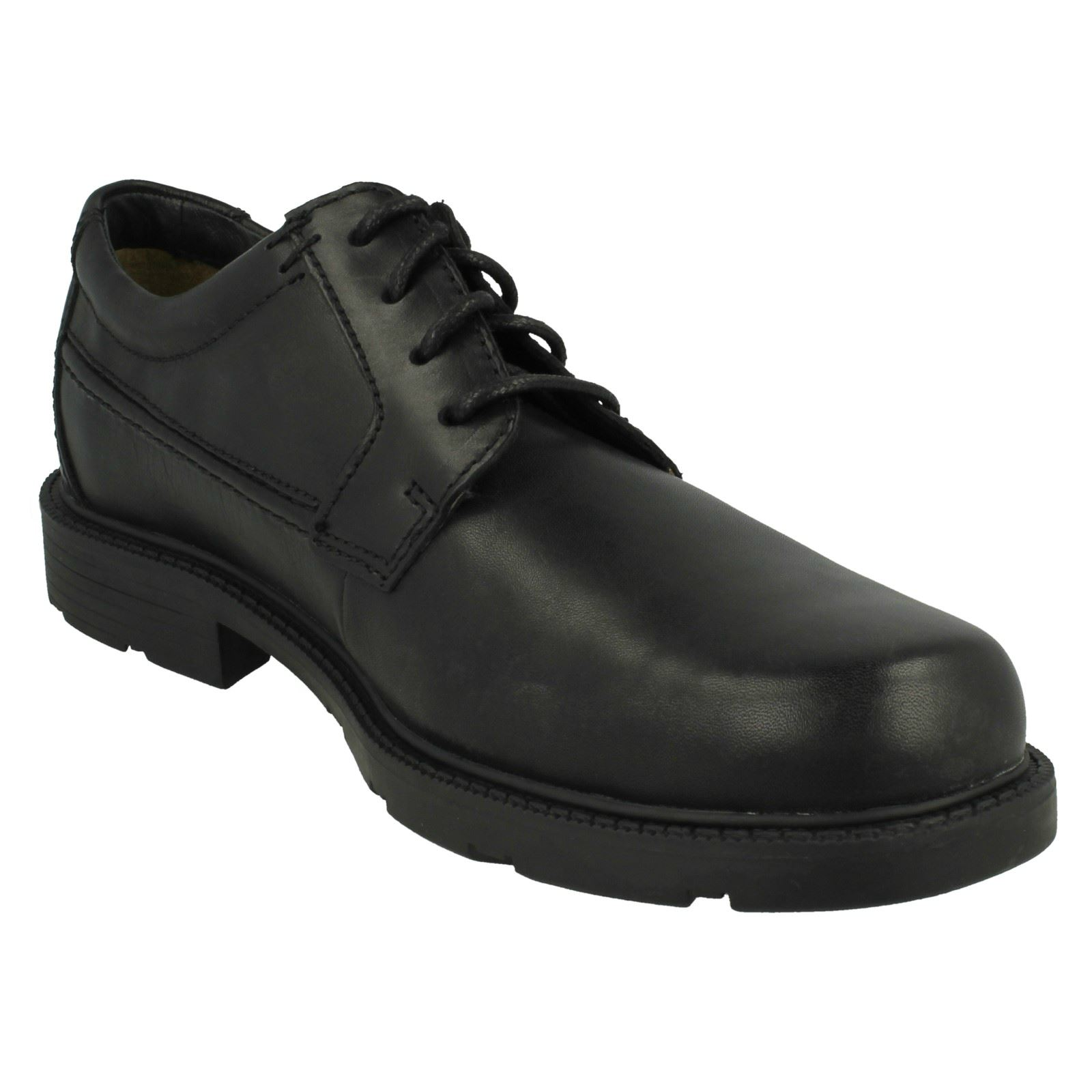 Mens Clarks Formal Lace Up Task Shoes Lair Task Up 073468