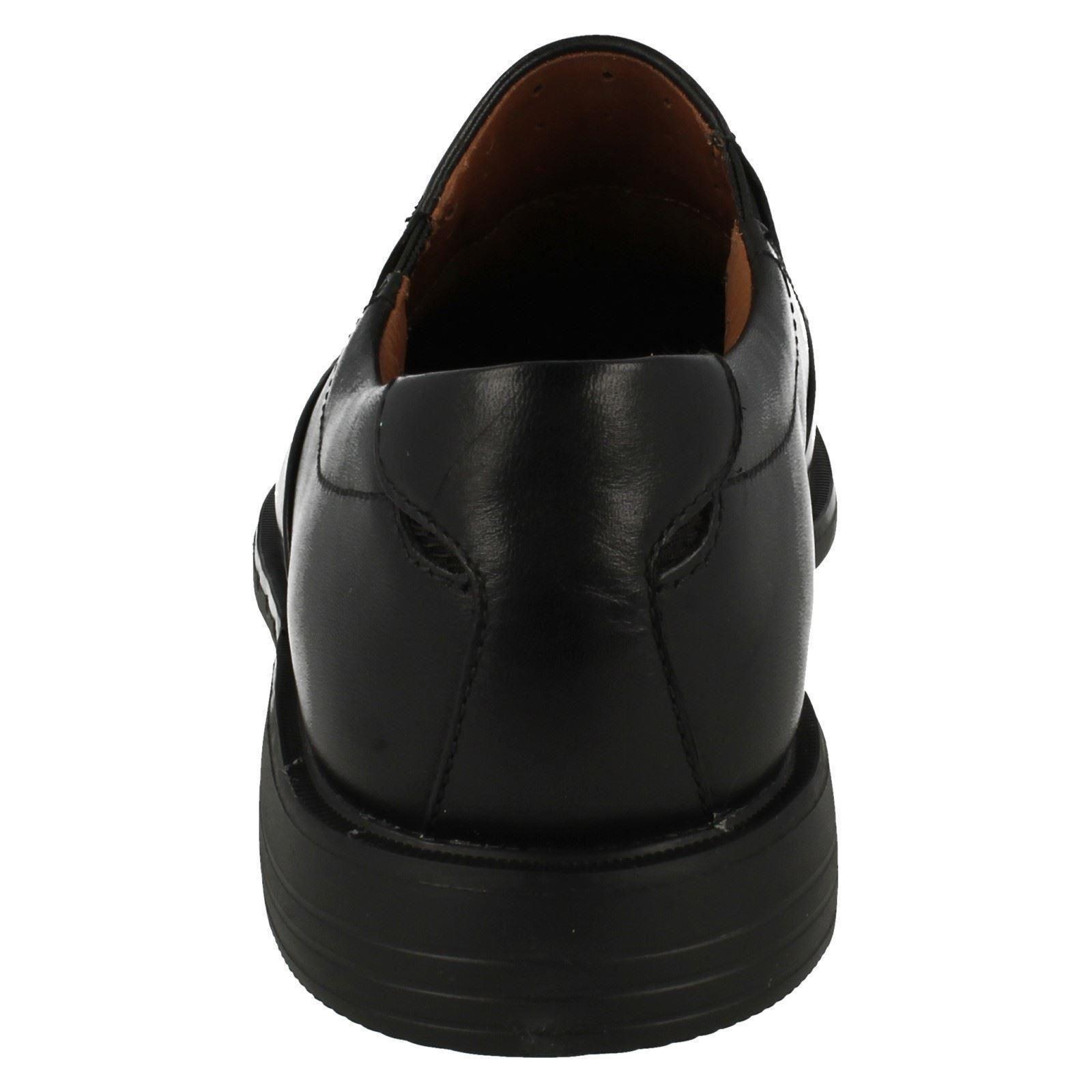 Mens Clarks Unstructured Slip On Shoes Unbizley Lane