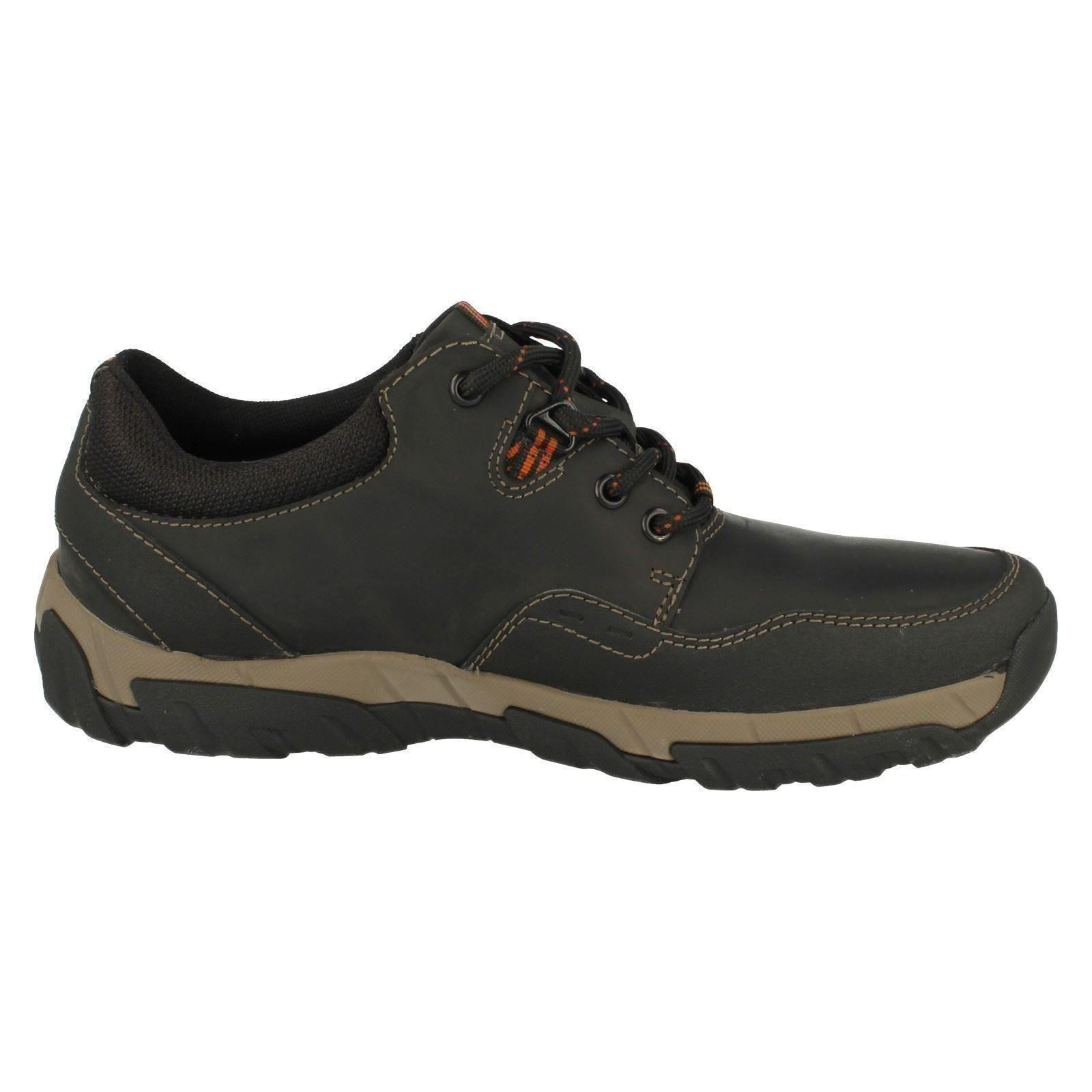 Herren Clarks Waterproof Lace 'Walbeck Up Schuhes 'Walbeck Lace Edge' 92e262
