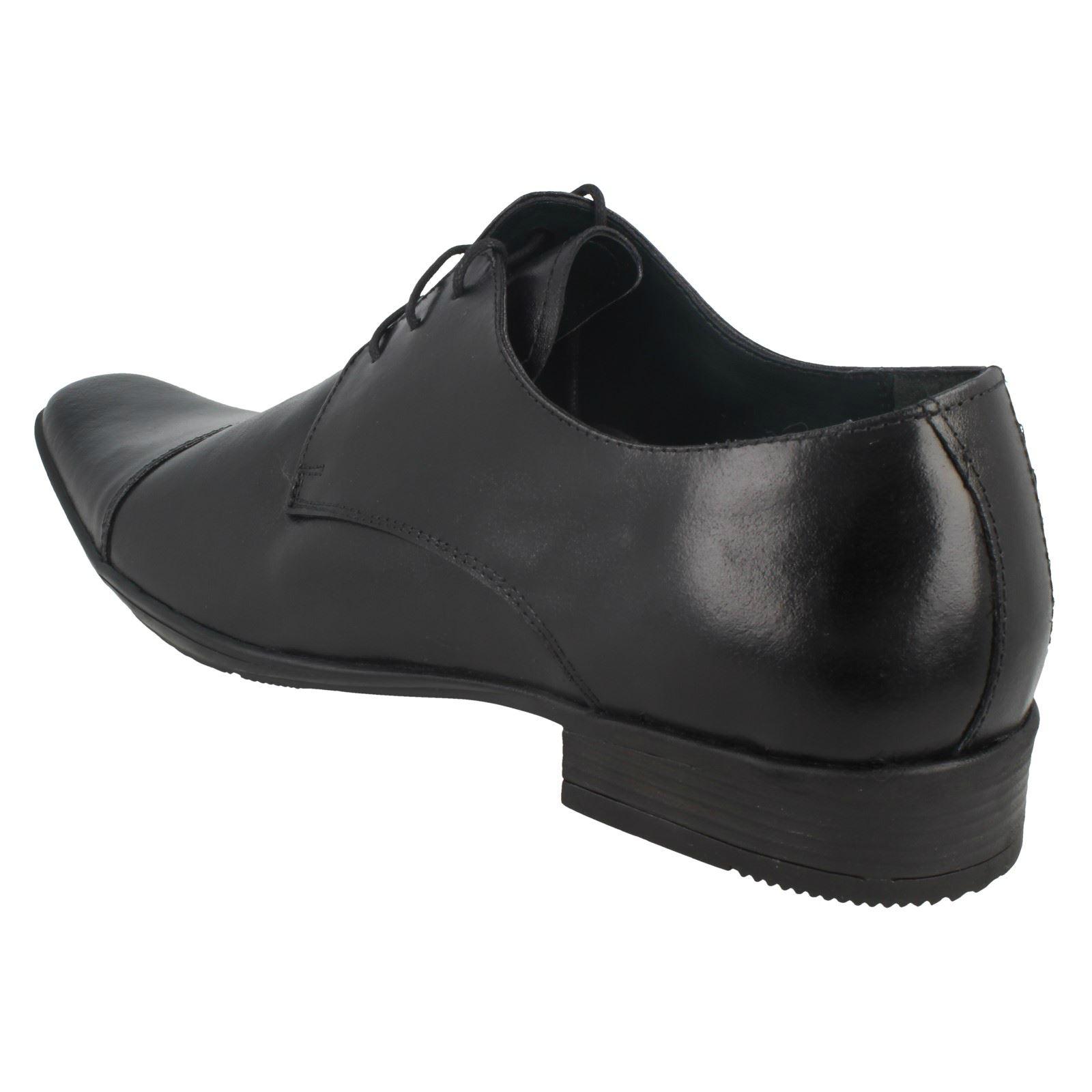 Para hombre Lambretta Formal Zapatos Con Cordones De Floyd
