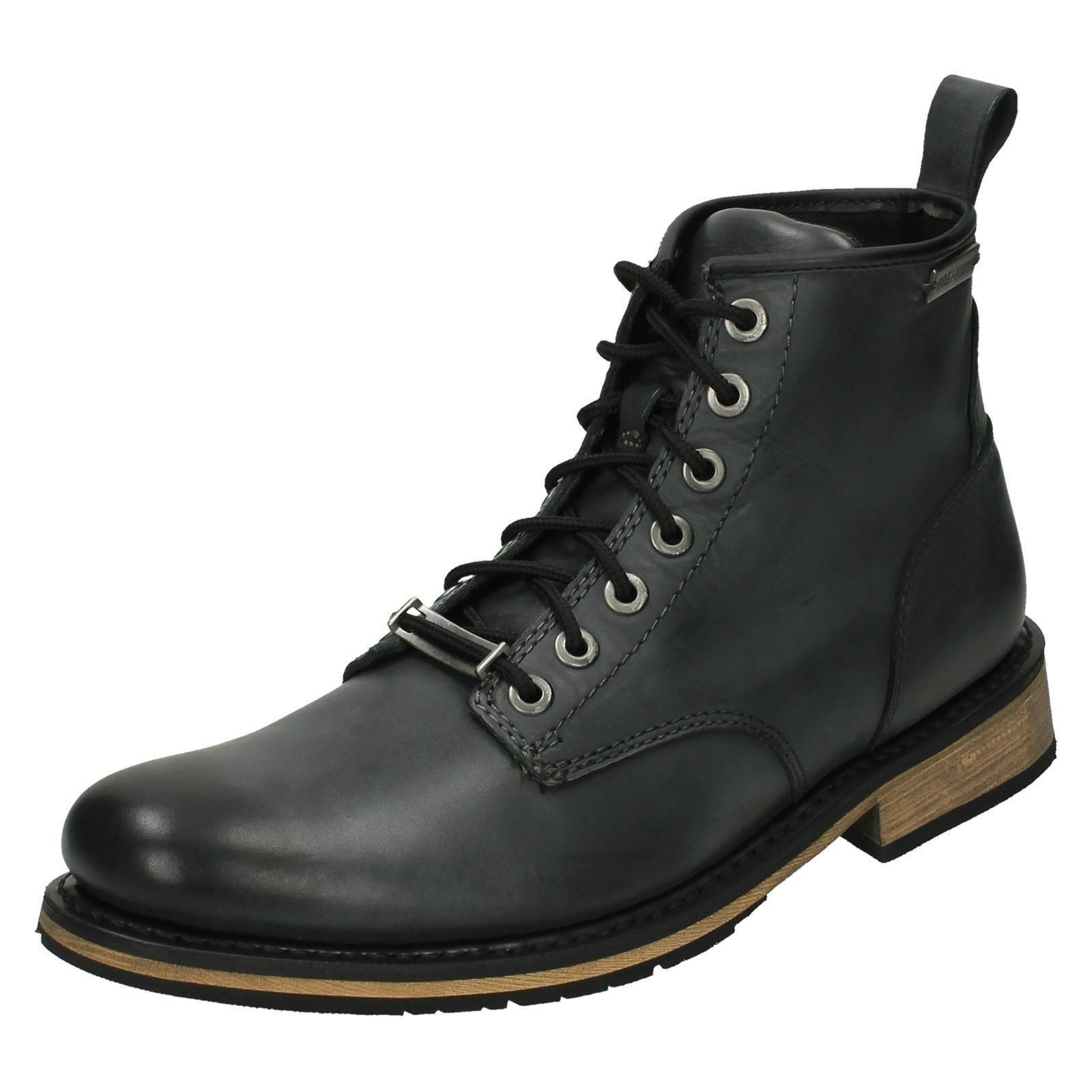 Lace Herren Harley Davidson Joshua Lace  Up Ankle Stiefel 7e0d6e