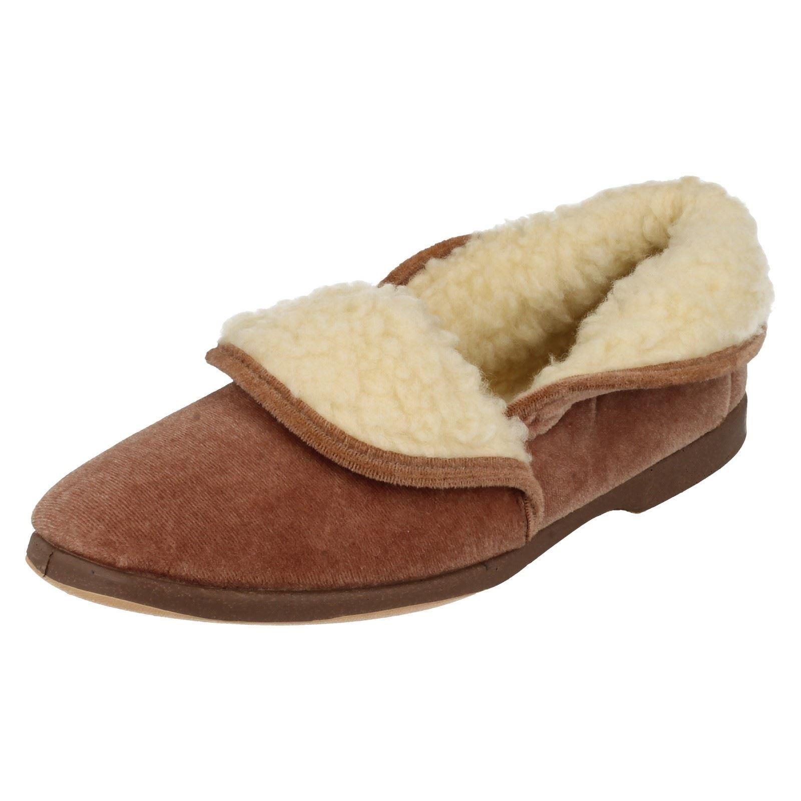 Lady Love Ladies Slip On Slippers 4way
