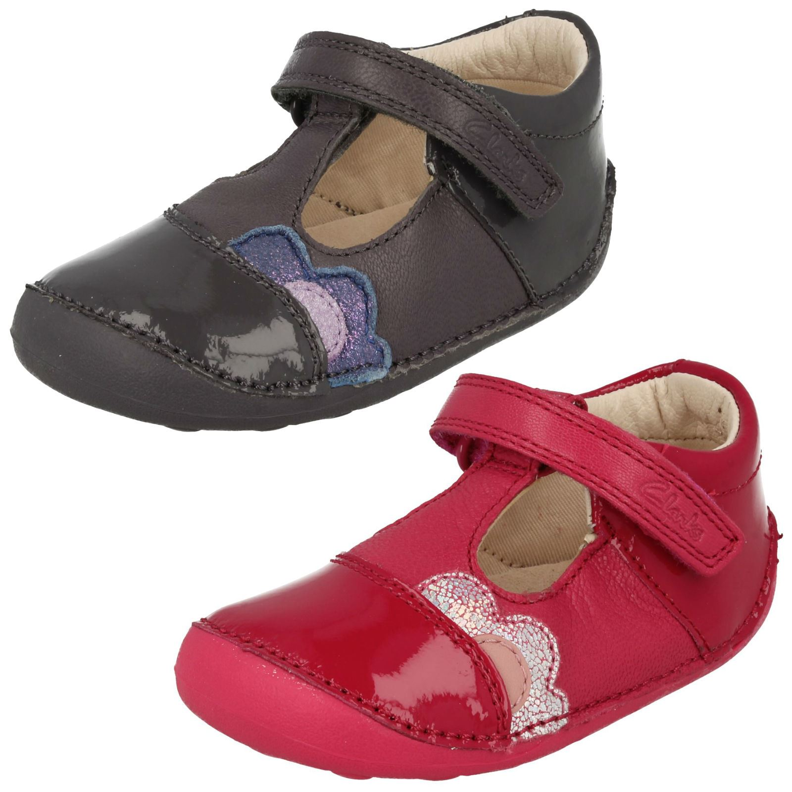 Infant Girls First Clarks Cruisers