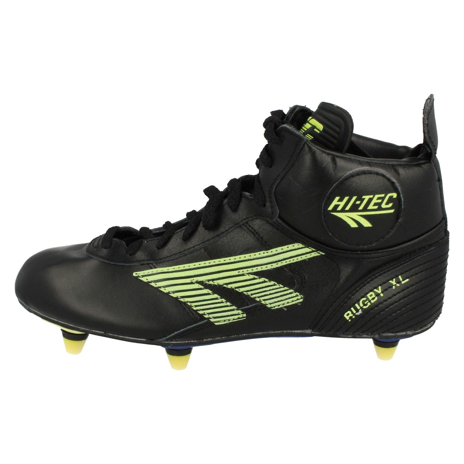 615b7aa9a494 Hi-Tec-Mens-Rugby-Boots-Rugby-XL thumbnail 3
