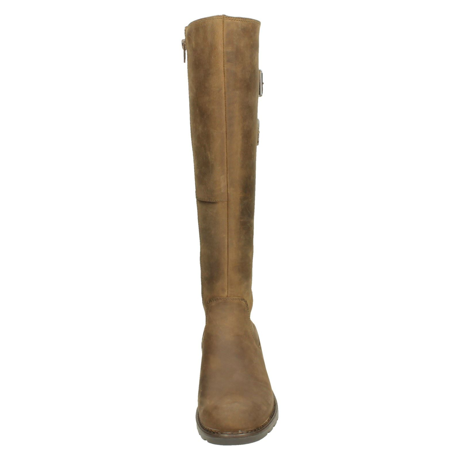 Ladies Ladies Ladies Clarks Orinoco Tango Riding Style Long Boots a19c59
