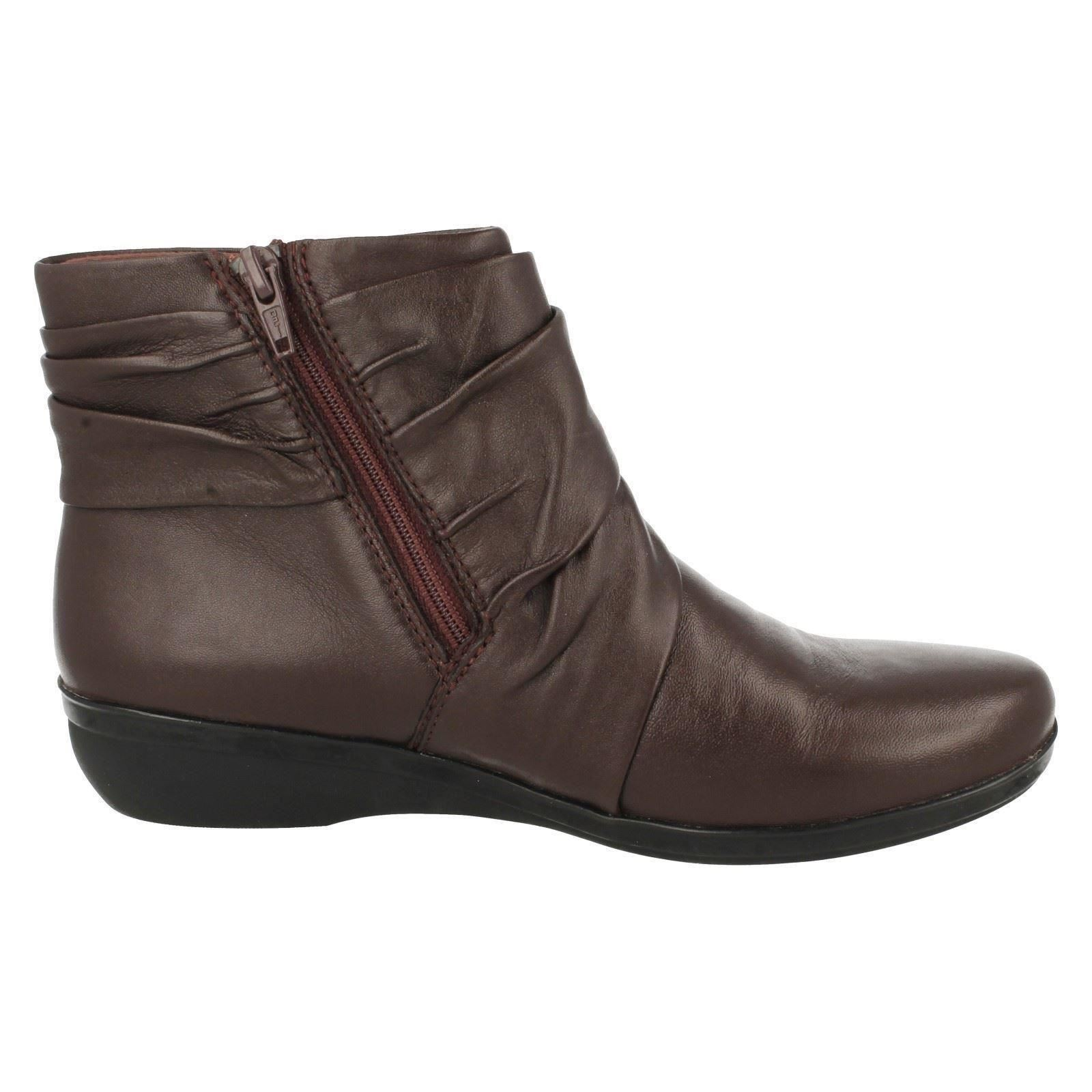 Men's/Women's Ladies Clarks Ankle Boots 'Everlay price, Mandy' Crazy price, 'Everlay Birmingham Elegant and sturdy packaging Preferred boutique d24d48