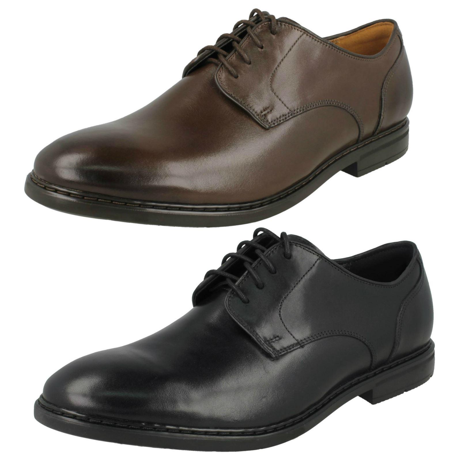 Mens Clarks Formal Shoes 'Banbury Lace