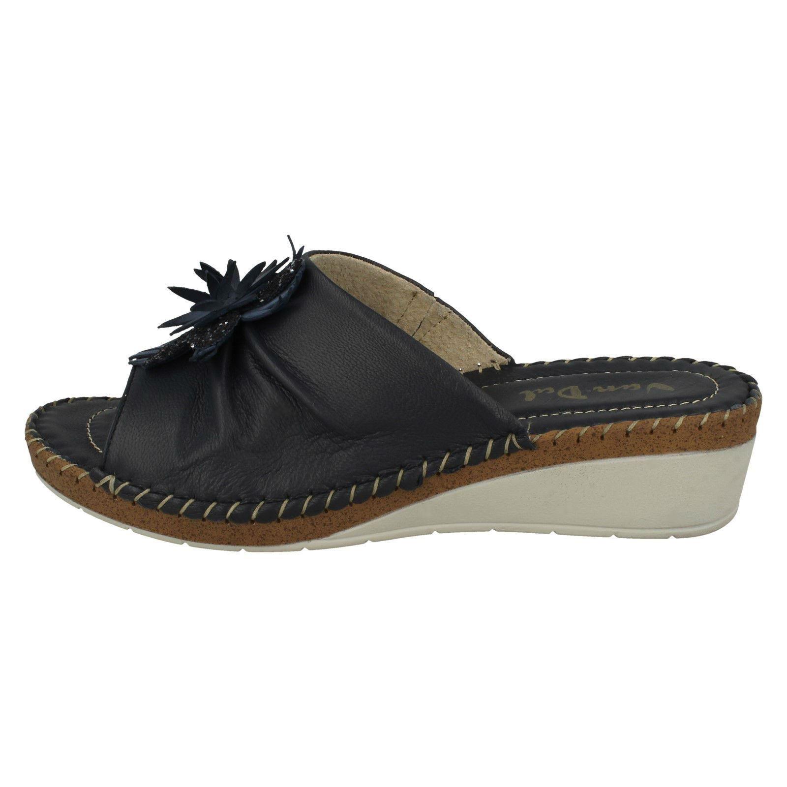 Ladies-Van-Dal-Wedge-Heel-Mule-Sandals-039-Banks-039 thumbnail 17