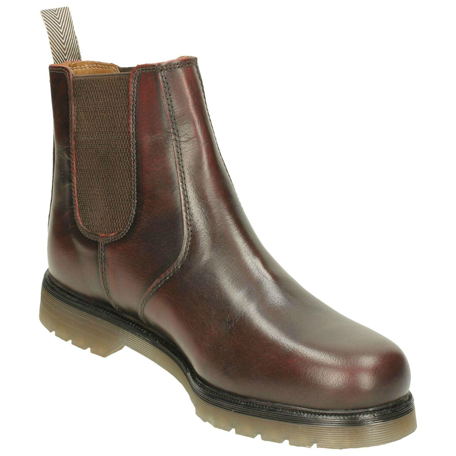Catesby Hombre Smart Pull On Dealer botas - 01700 01700 01700 8276af