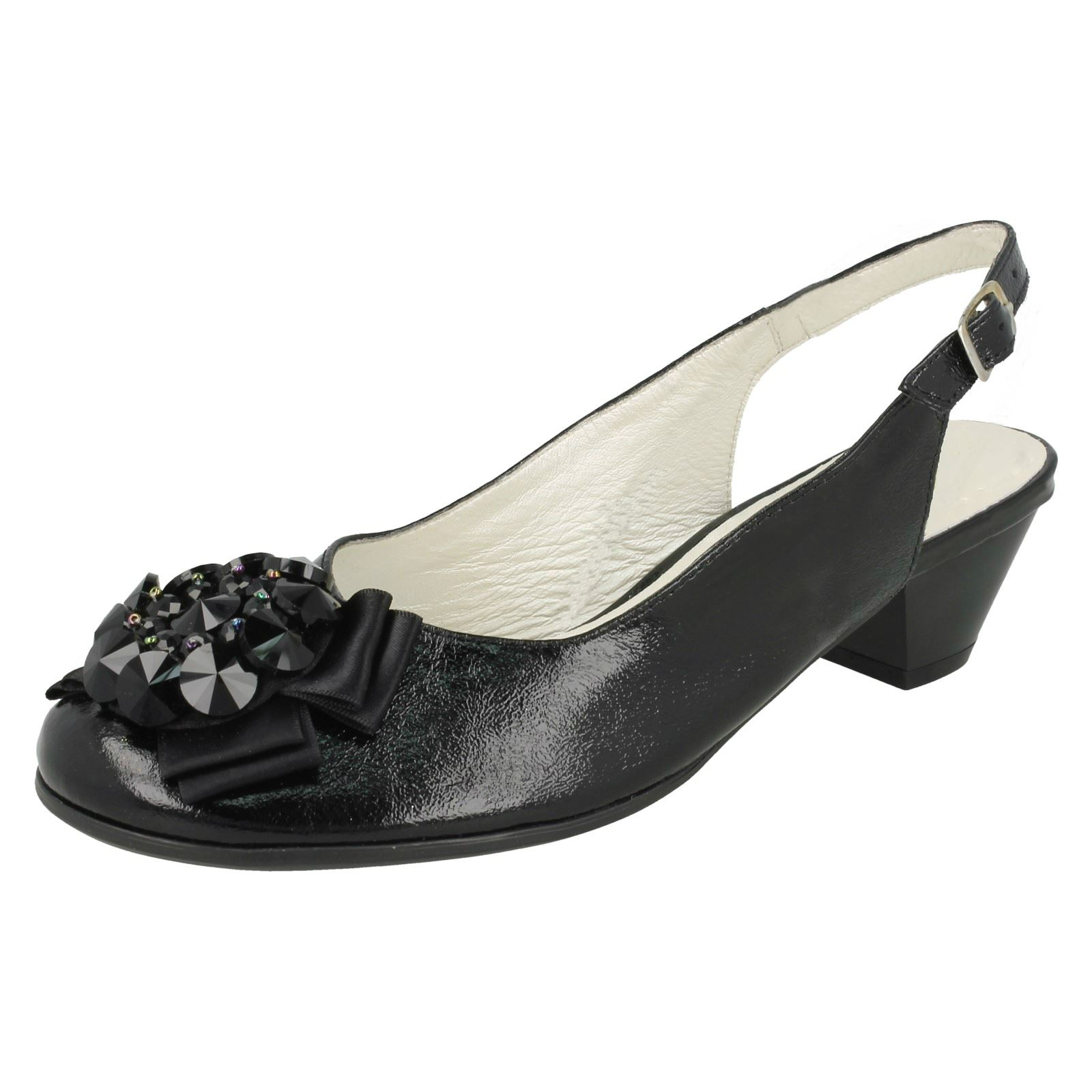 Short bronwen Nero Ladies Sandpiper Heels Bqw75