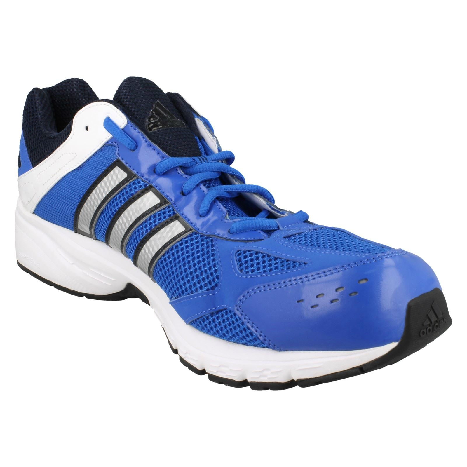 Mens Adidas Lace Up Fastening Running Trainers - 'Duramo