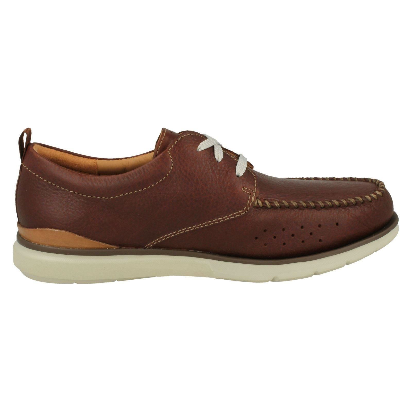 Herren Clarks Lace Casual Lace Clarks Up Schuhes. Edgewood Mix 30c20f