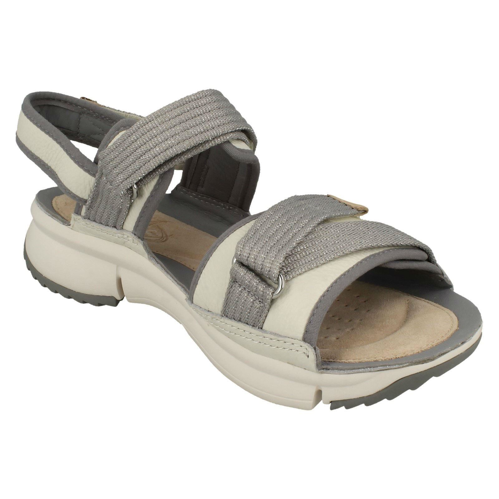 Tri Ladies WalkEbay Trigenic Clarks Sandals GSMqUzVp