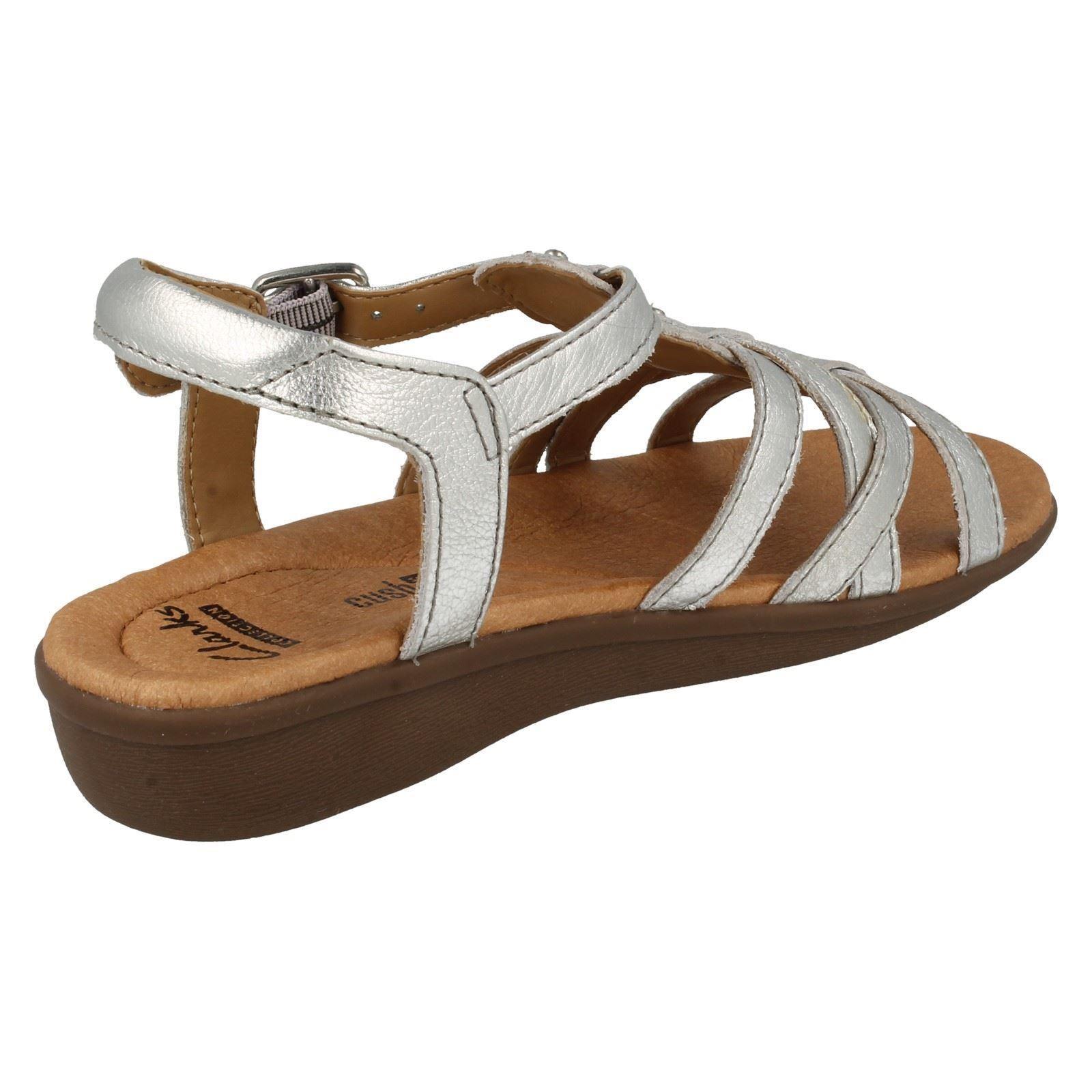 a5485f09d9f5 Womens-Clarks-Gladiator-Style-Sandals-Manilla-Bonita thumbnail 27