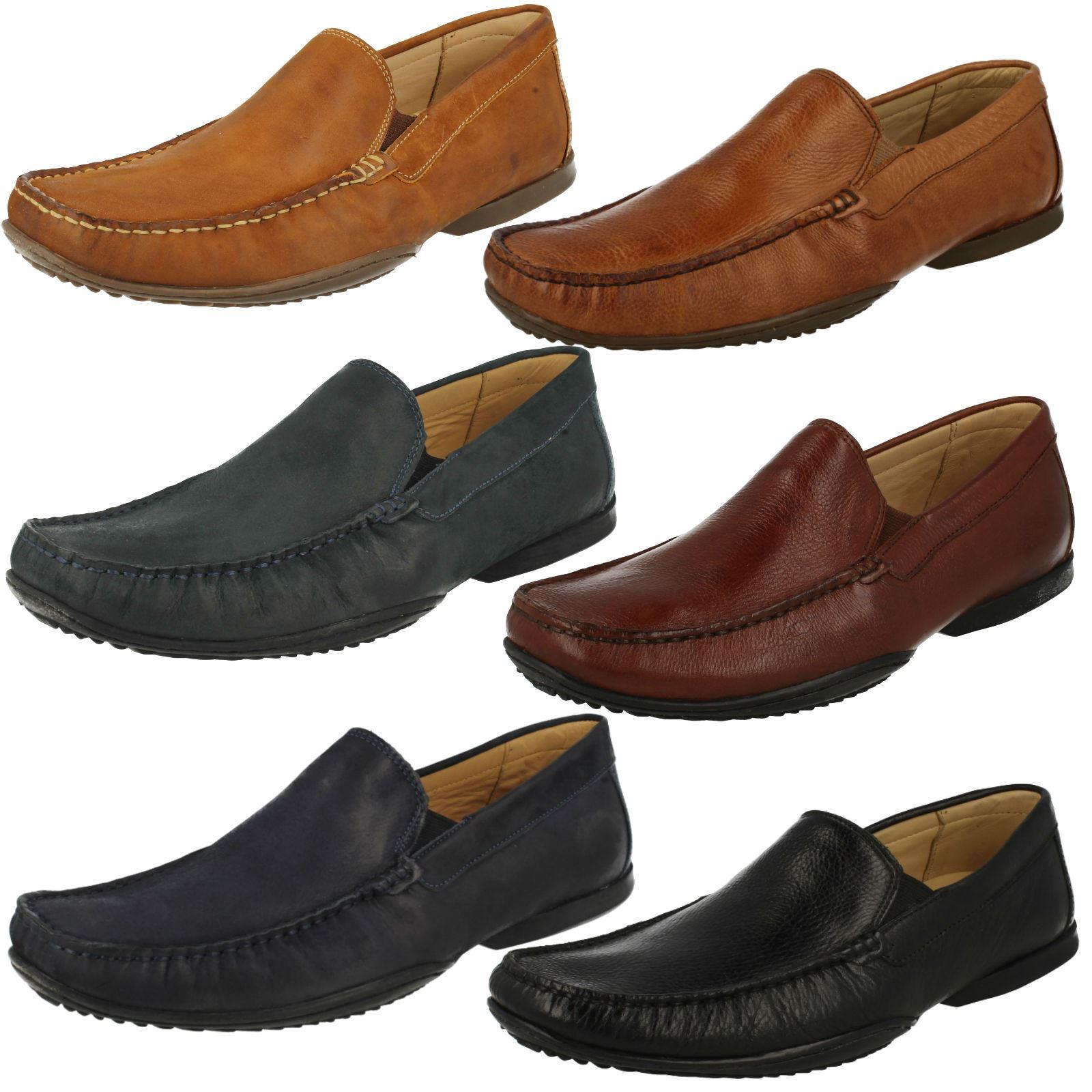 Mens Anatomic Moccasin Shoes 'Tavares' Scarpe da uomo classiche economiche e belle