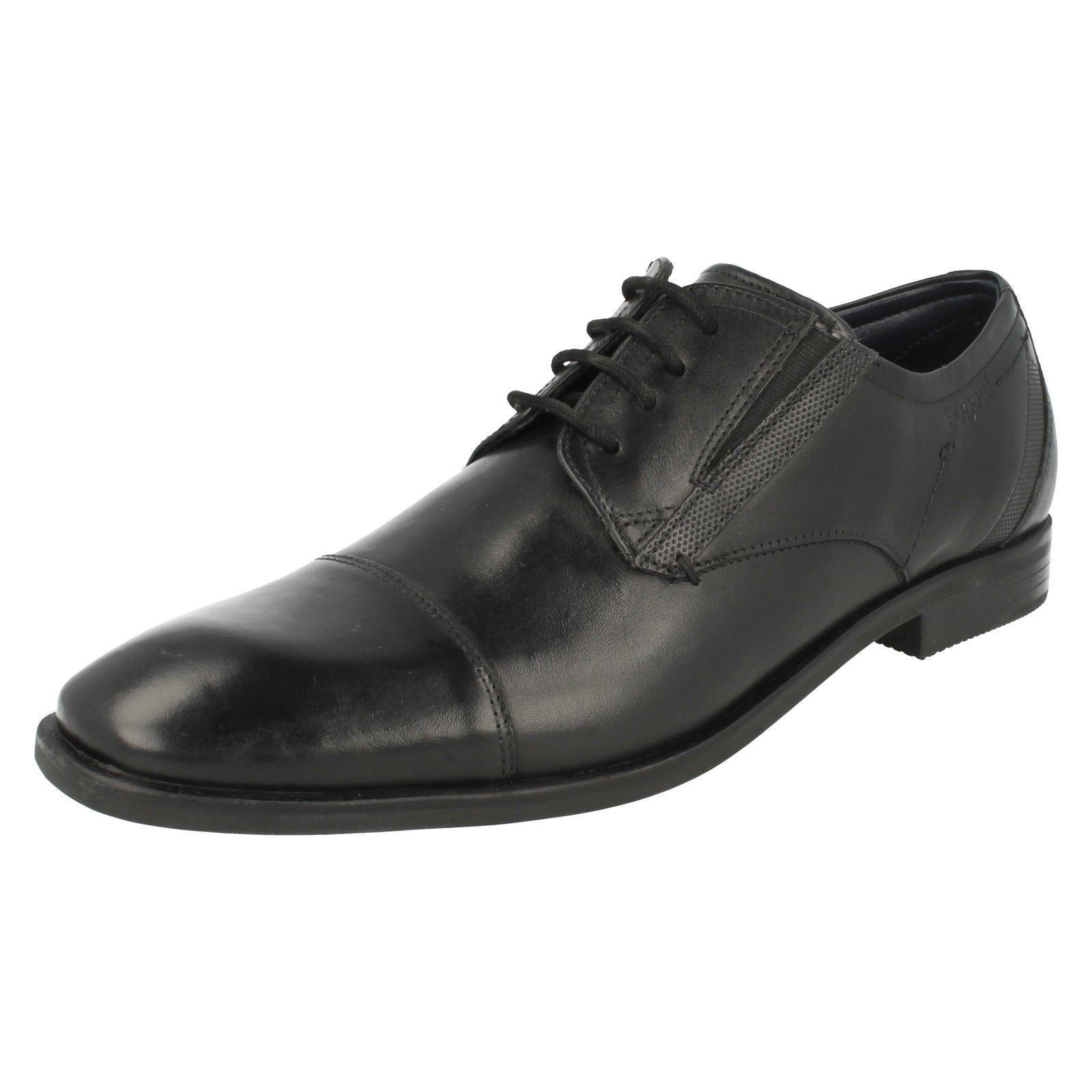 Bugatti Mens Formal Shoes - Savio Evo R3504-1