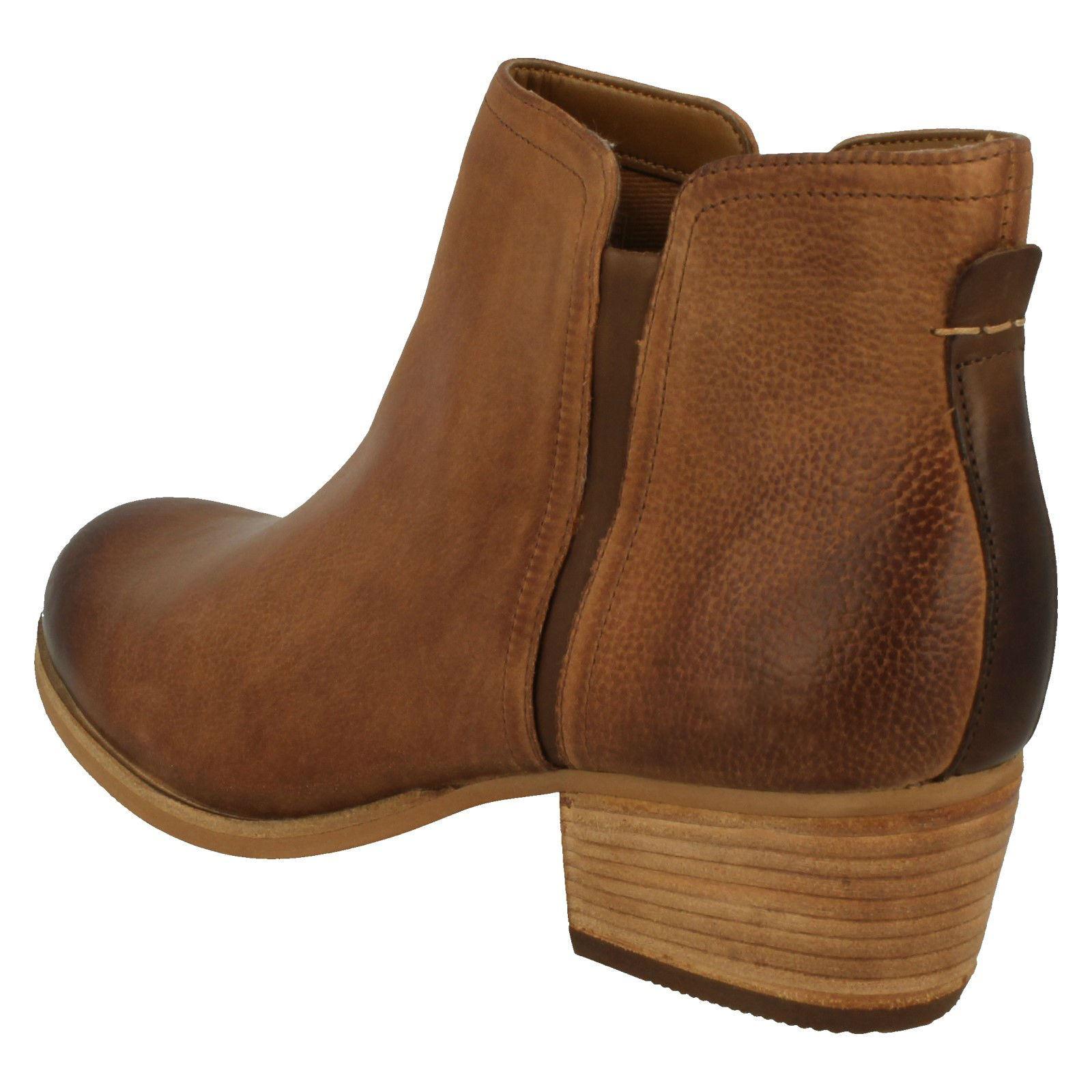 Ladies Clarks Chelsea Maypearl Boot - Maypearl Chelsea Ramie 61cbab