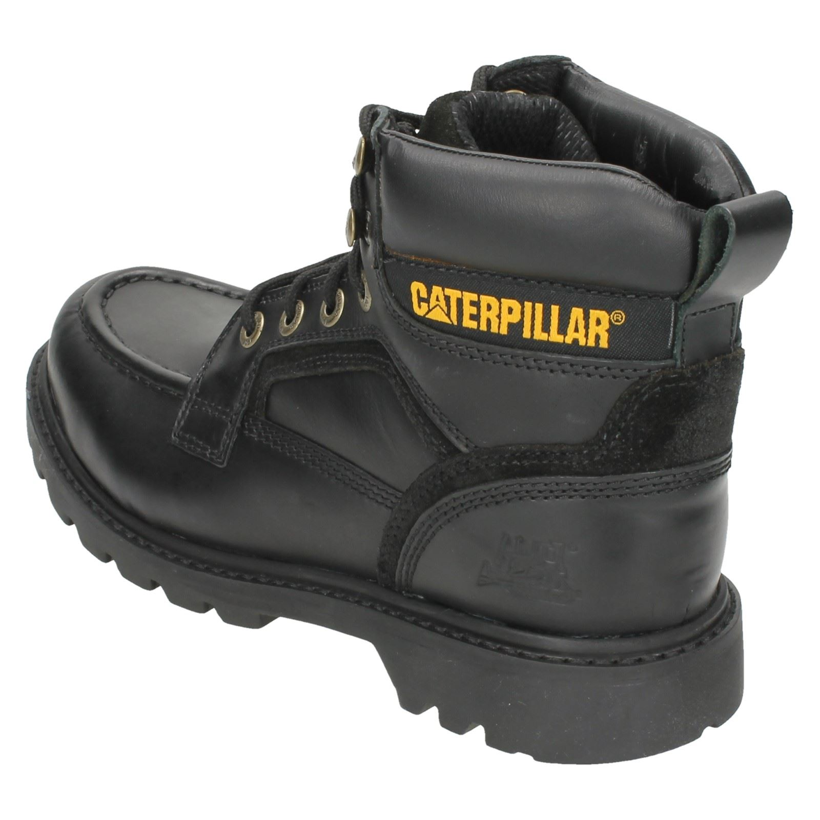 'Mens Caterpillar' Work Boot - Transpose