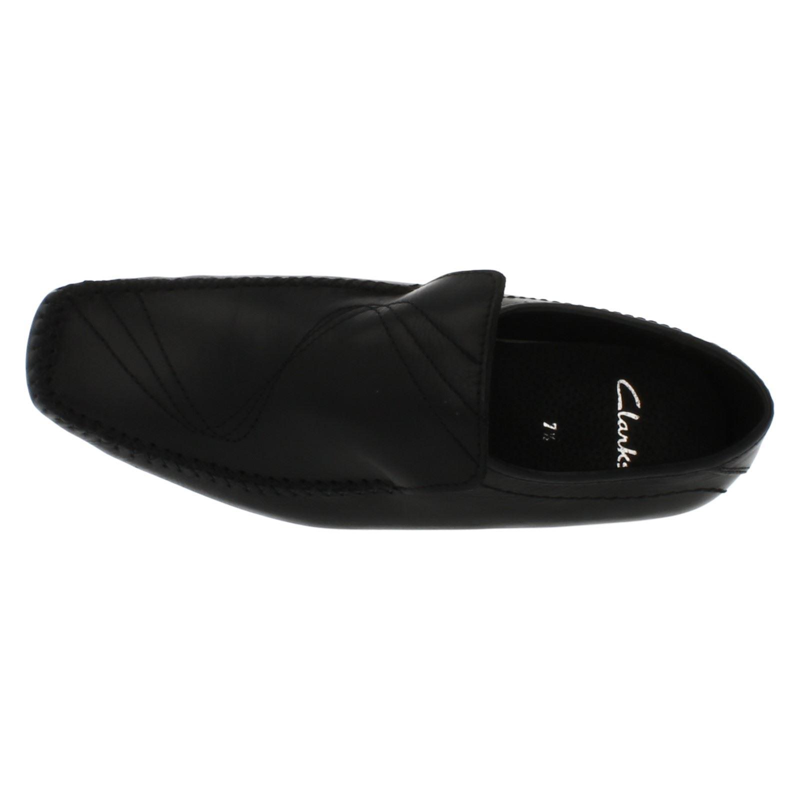 hombre Clarks Zapatillas Form Black Fix para Form sin cordones fIIwxqUvt