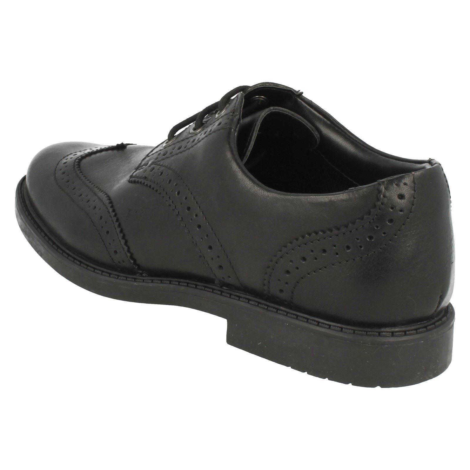 Clarks Bootleg Zapatos niños de Black para Amersham wRxR0