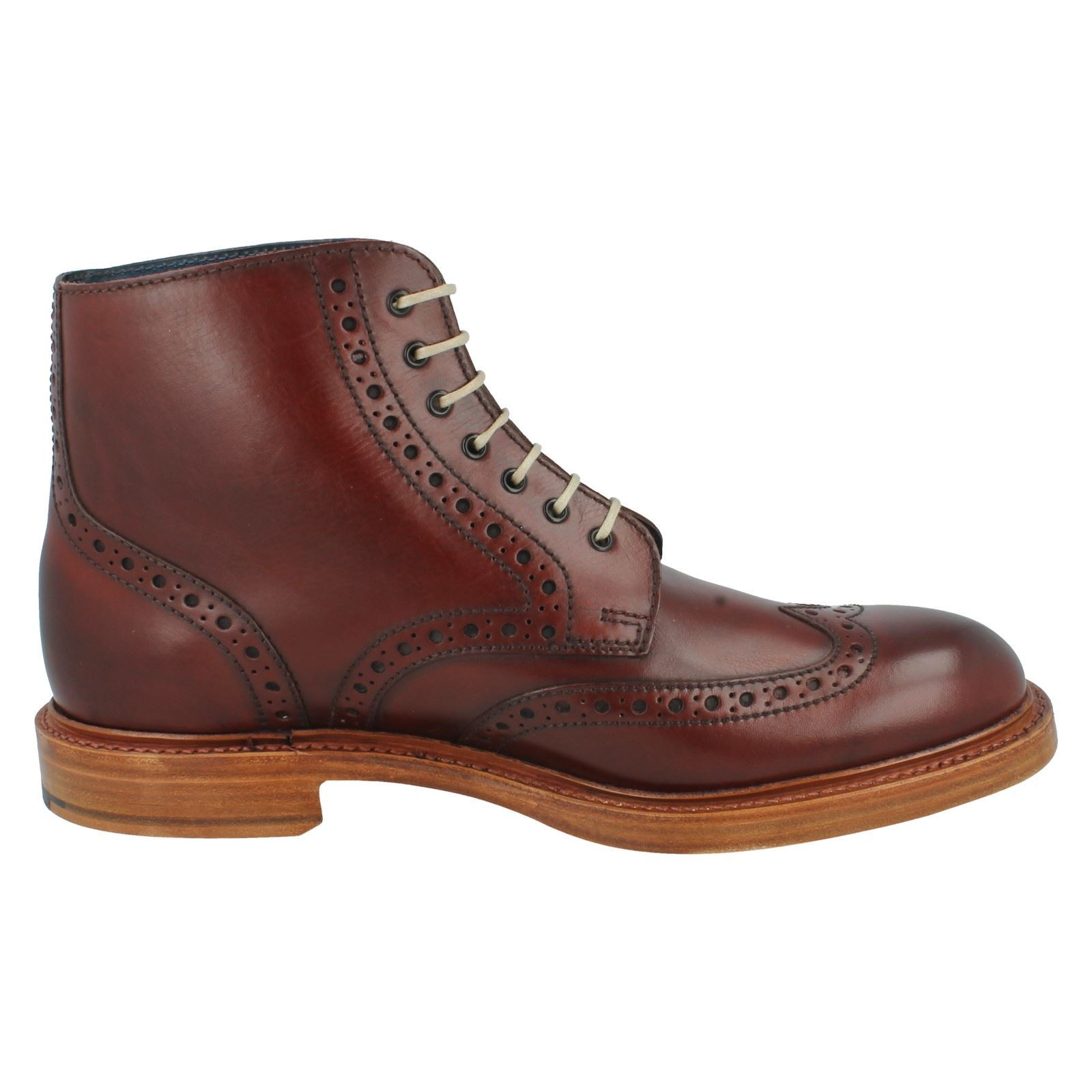 Mens Barker Formal Formal Formal Ankle Stiefel Butcher  f3a417