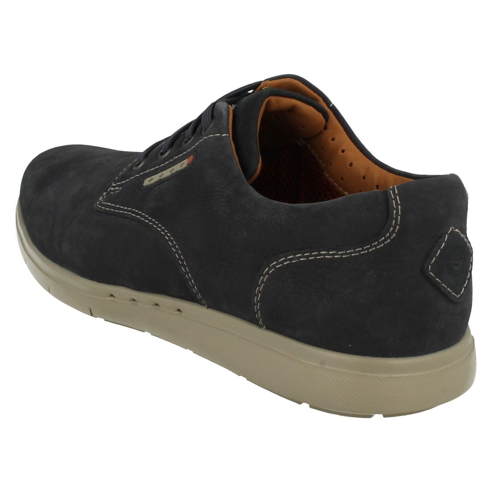 Mens Clarks Up Unstructured Casual Lace Up Clarks Shoes Unlomac Edge 9e1977