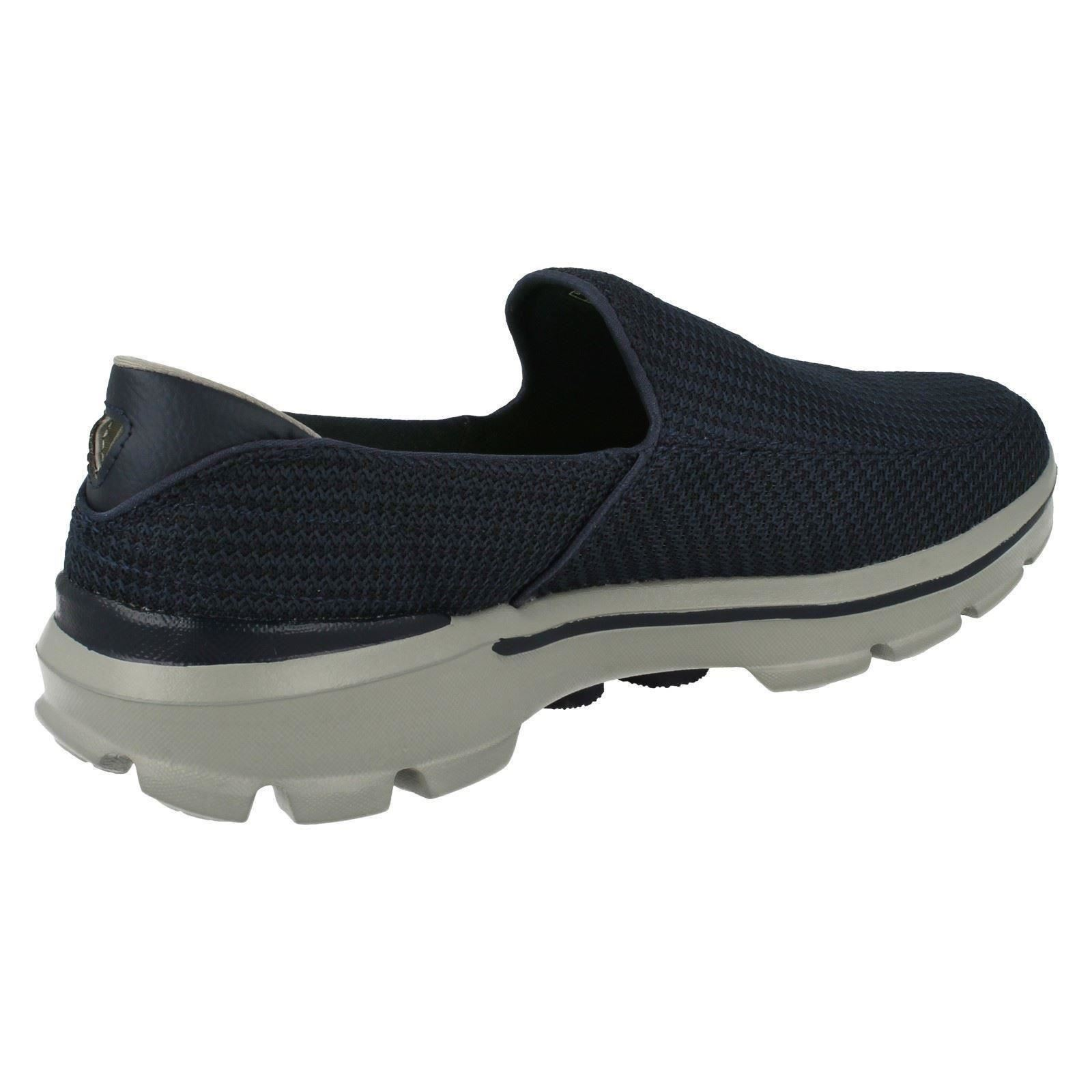 Skechers Pompe Pompe Pompe Casual Da Uomo-GO Walk 3 53980 | Una Grande Varietà Di Merci  27b542