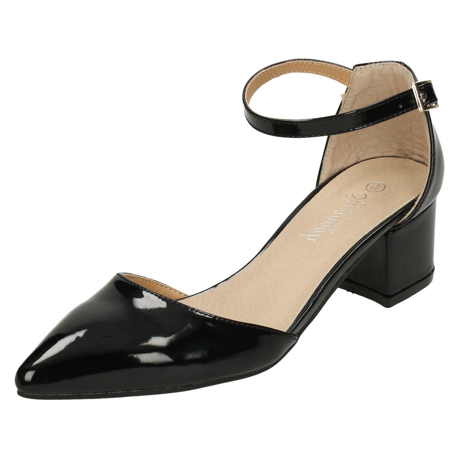 Damen Savannah mittelhoch Bund Schuhe