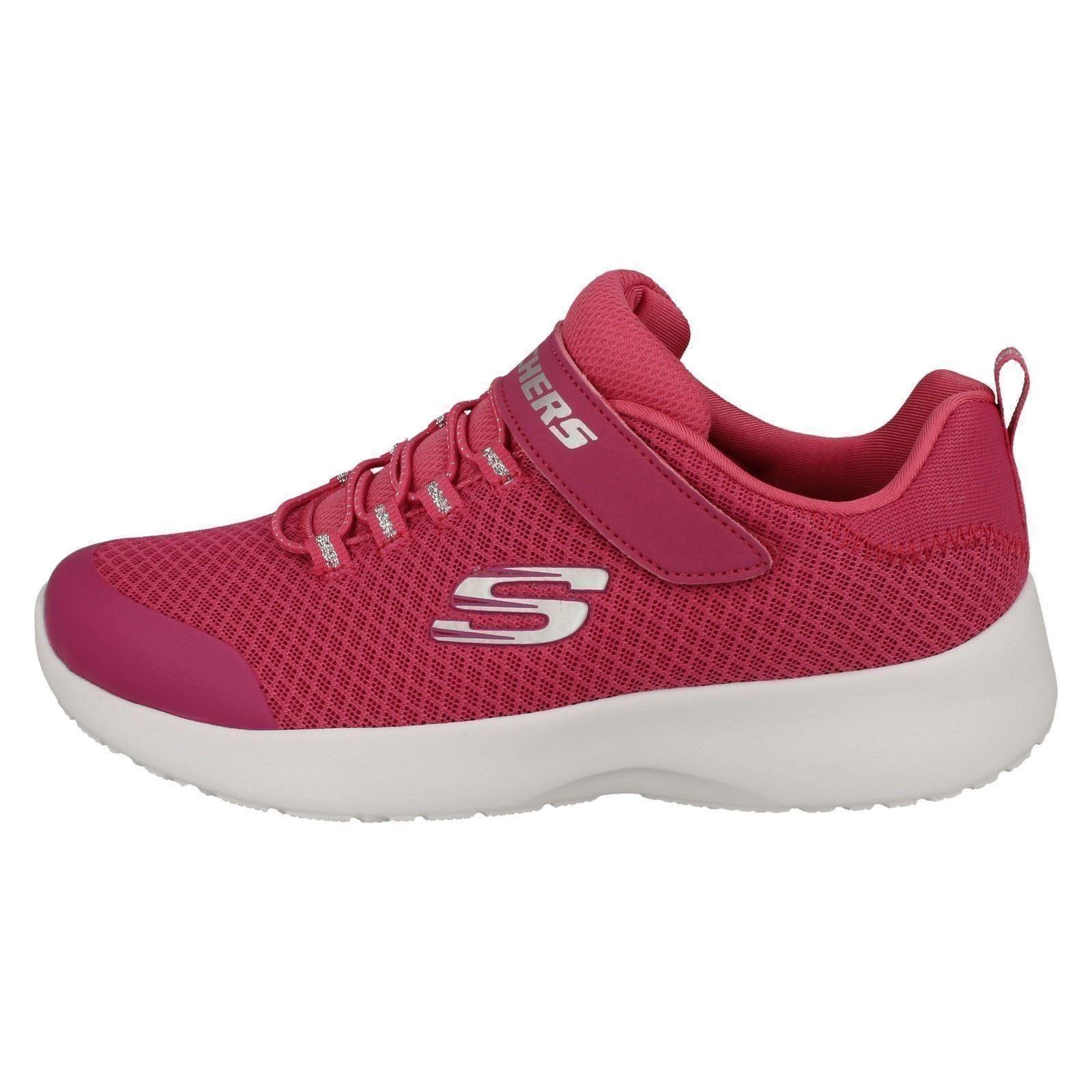 81301 Pink8fd9cdd8f4db2bd633174a12abc58066 Racer Skechers Mädchen SportschuheRally 6IYb7fgyv