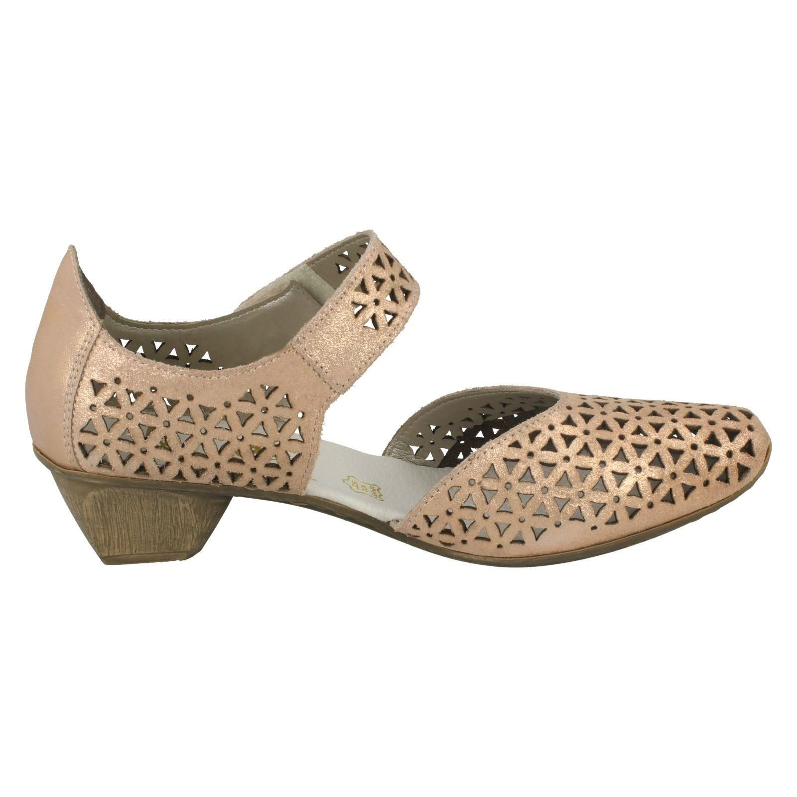 Hobbs Dark Pewter Leather Court Shoes - size 37 37 size 383829