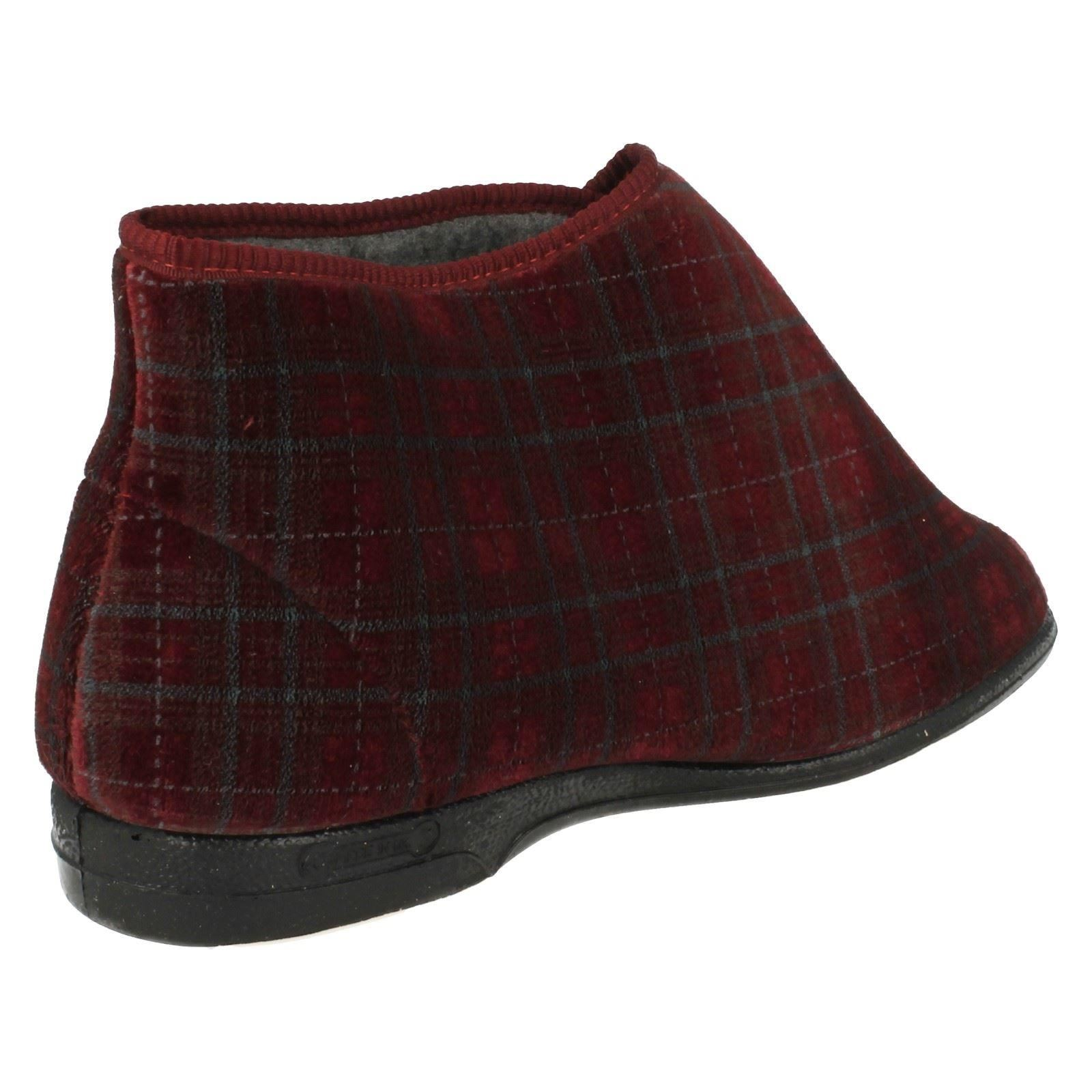 Mens-Balmoral-Bootee-Slipper-Thomas