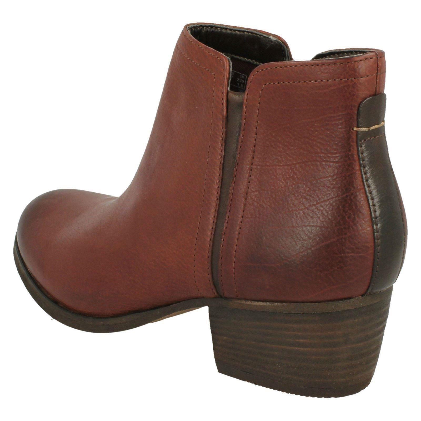 Damenschuhe Clarks Chelsea Boot - Ramie Maypearl Ramie - cc9272