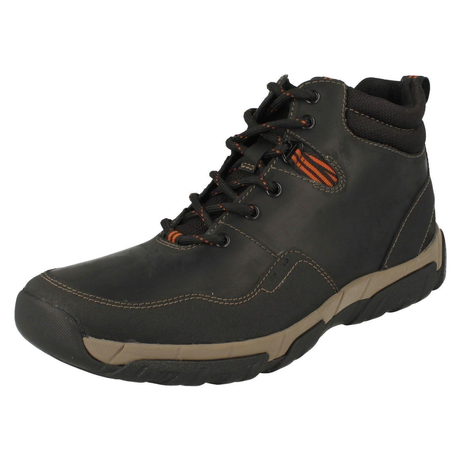 Hombre Clarks Waterproof Lace Lace Lace Up botas Walbeck Top 44f342