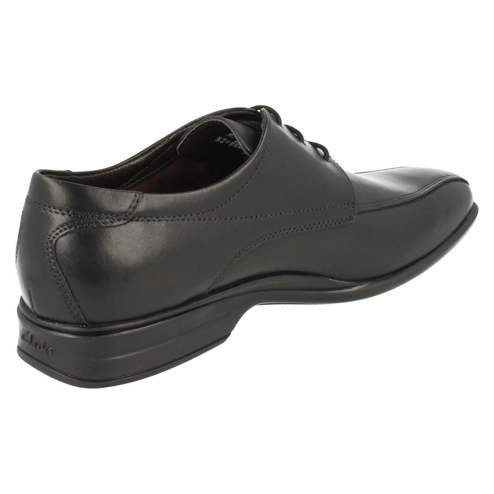 Mens Clarks Lace Up Leder Smart Formal Schuhes Gadwell Gadwell Gadwell Over 992a72