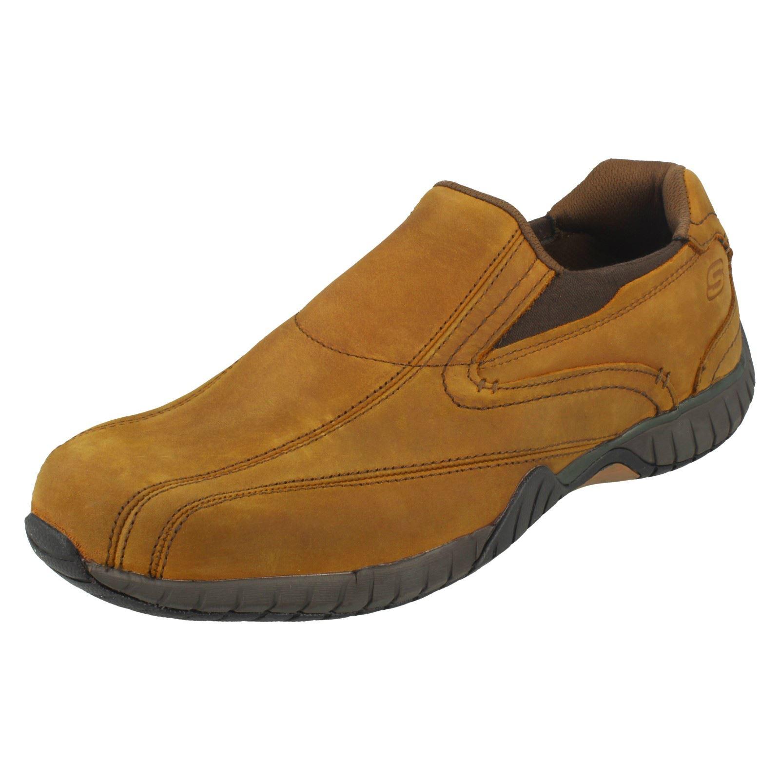 Herren Herren Herren Skechers Casual Schuhes Sendro Bascom 65287 0c982e