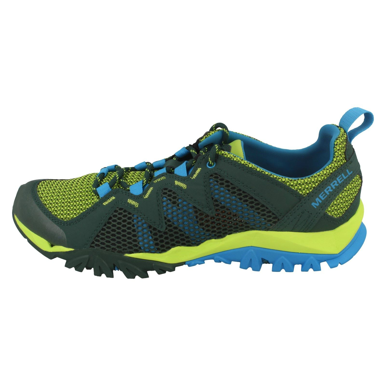 2018 sneakers bright n colour quality Details about Mens Merrell Casual Trainers 'Tetrex Rapid Crest J12859'
