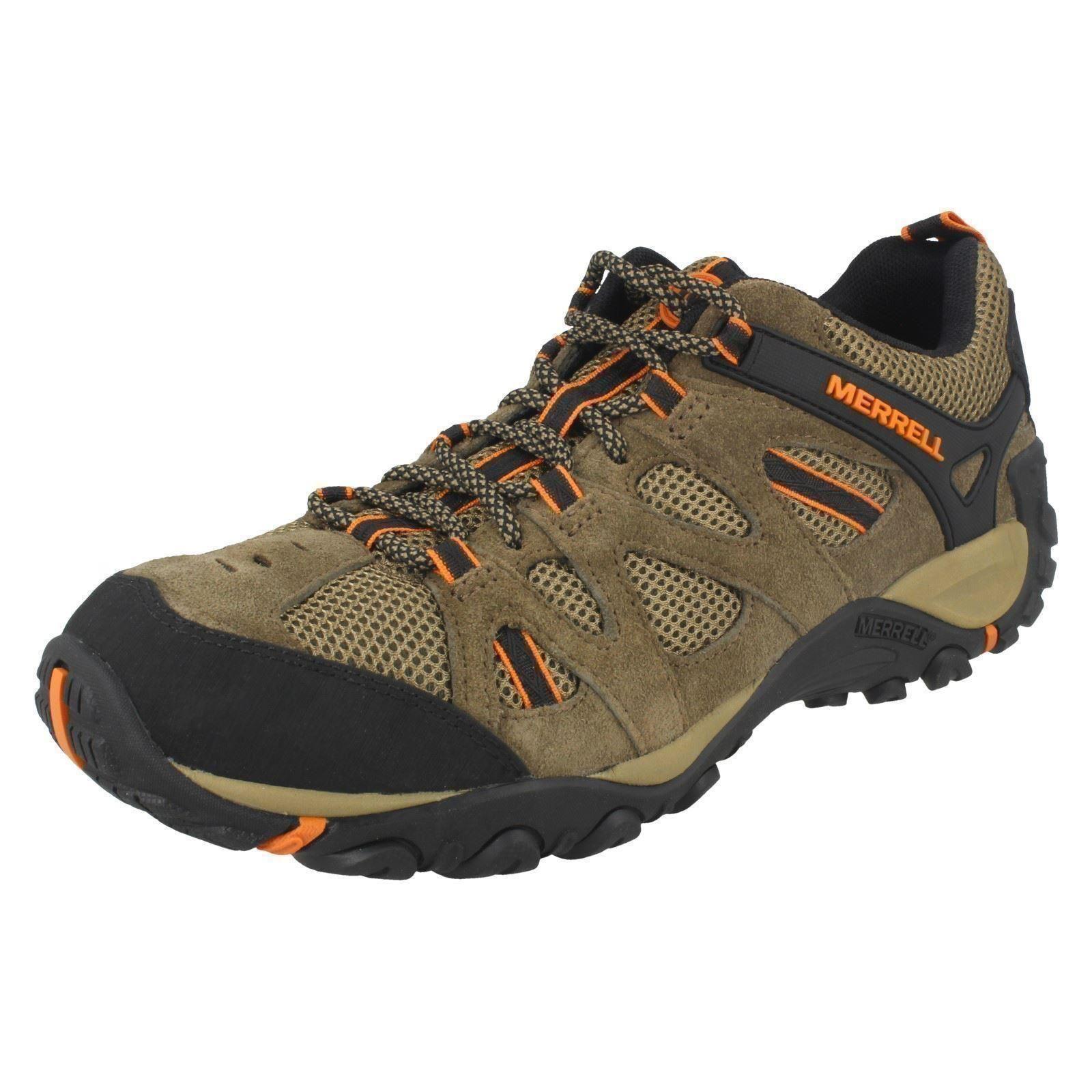 Merrell J343718c Ascendente Hombre Para Zapatos Ventilación Yokota A34Lj5R