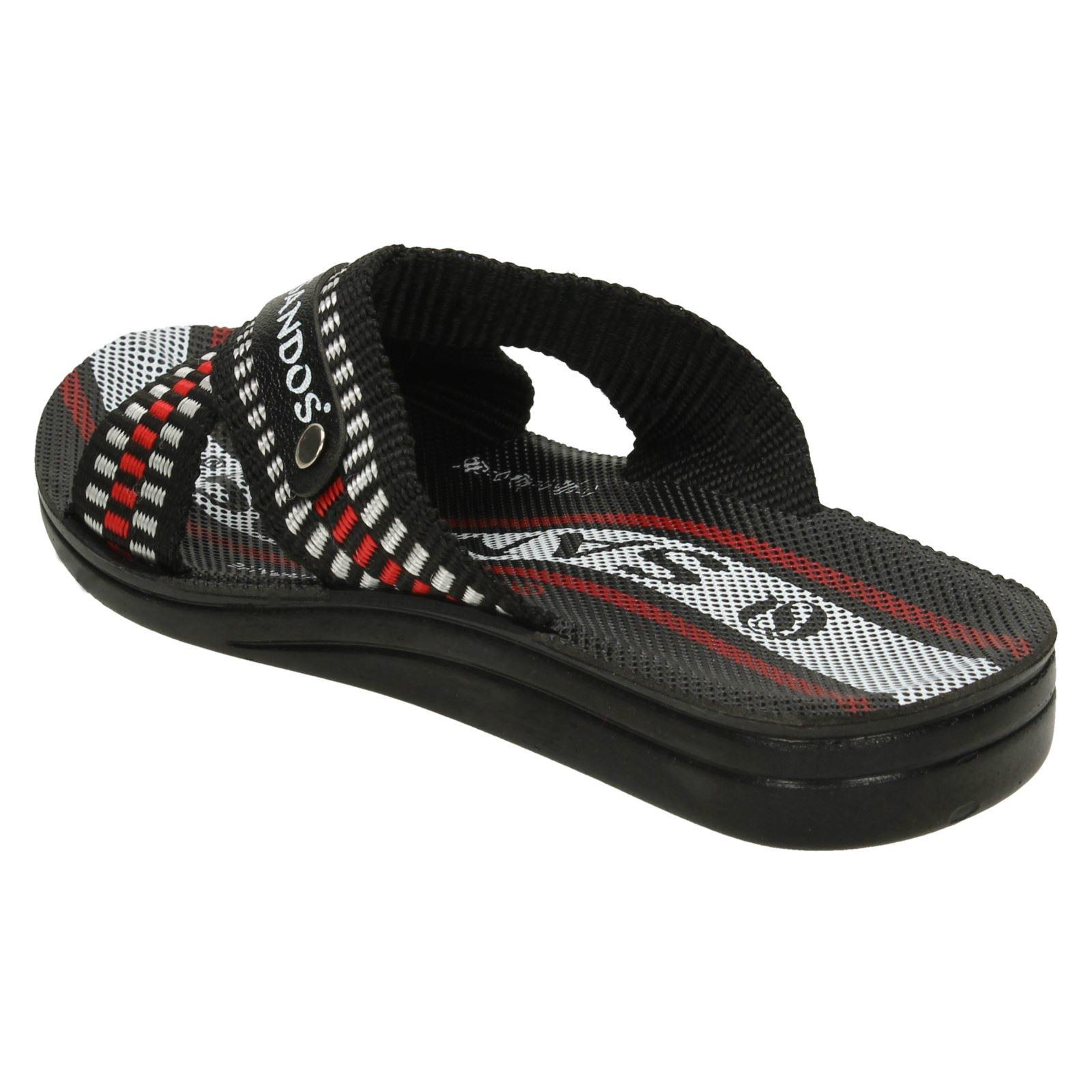 Flip Flop Para Hombre Sandos P508
