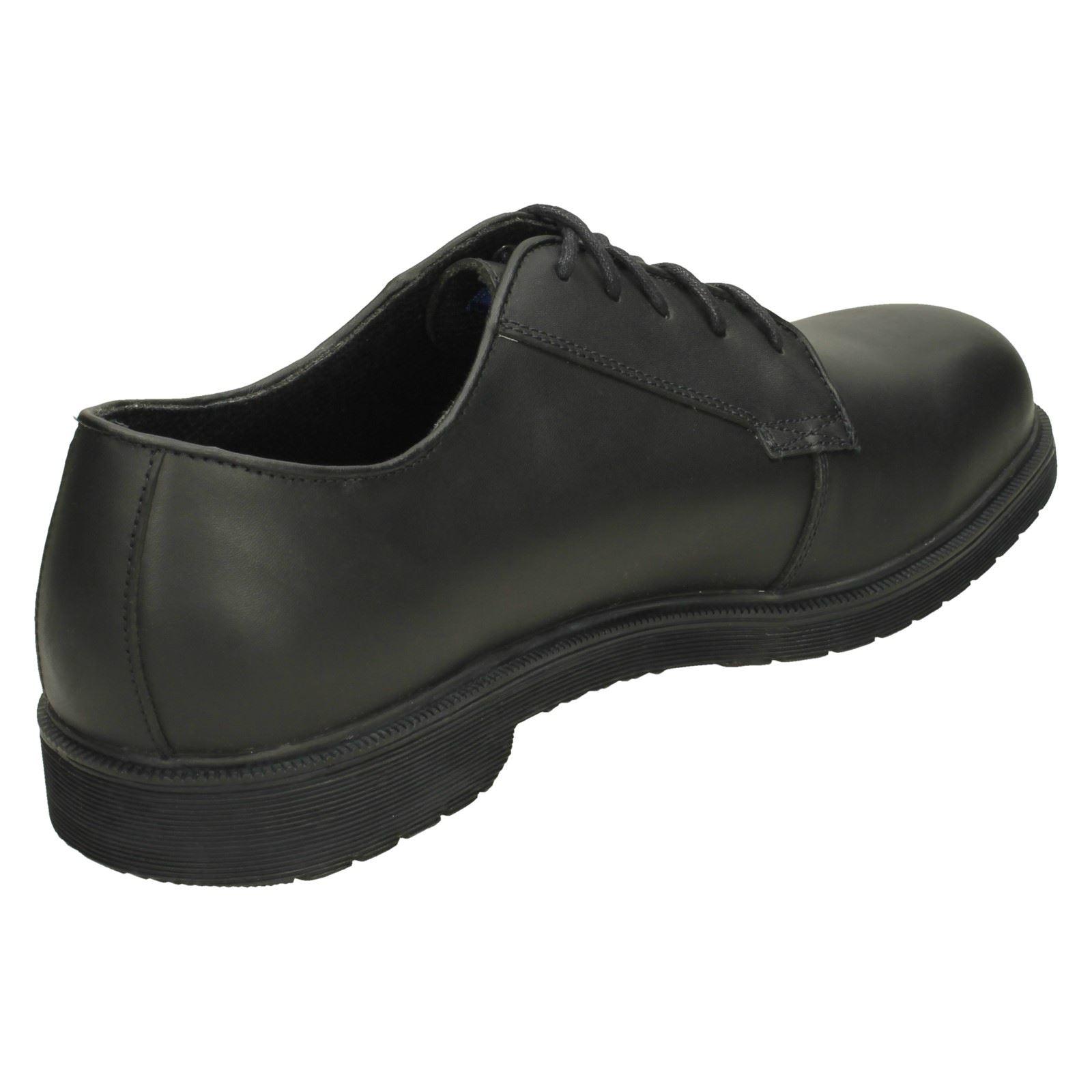 Duty Shoes Black Safety Mens Magnum 4wRfqxOq