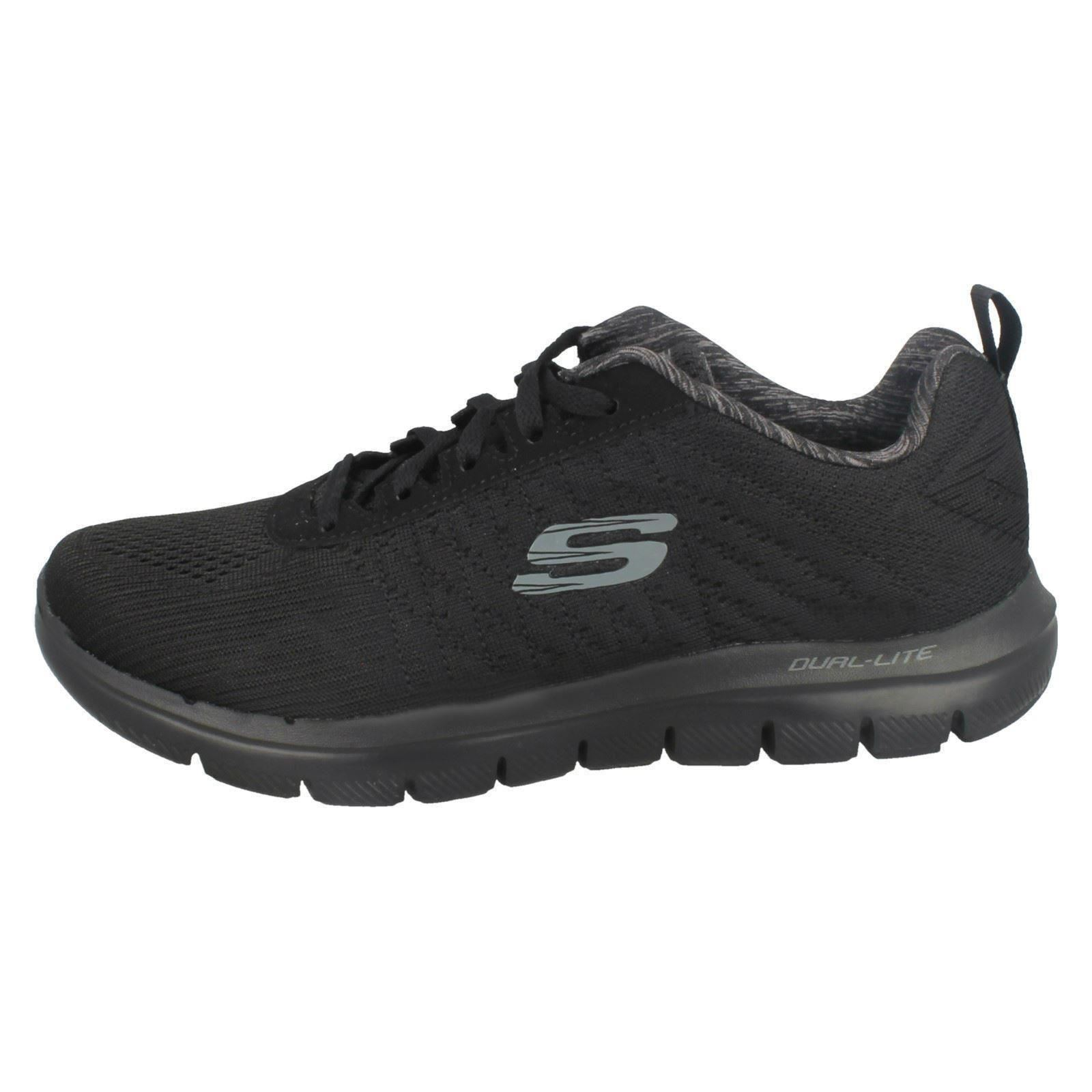 Details about Mens Skechers Air Cooled Trainers The Happs 52185
